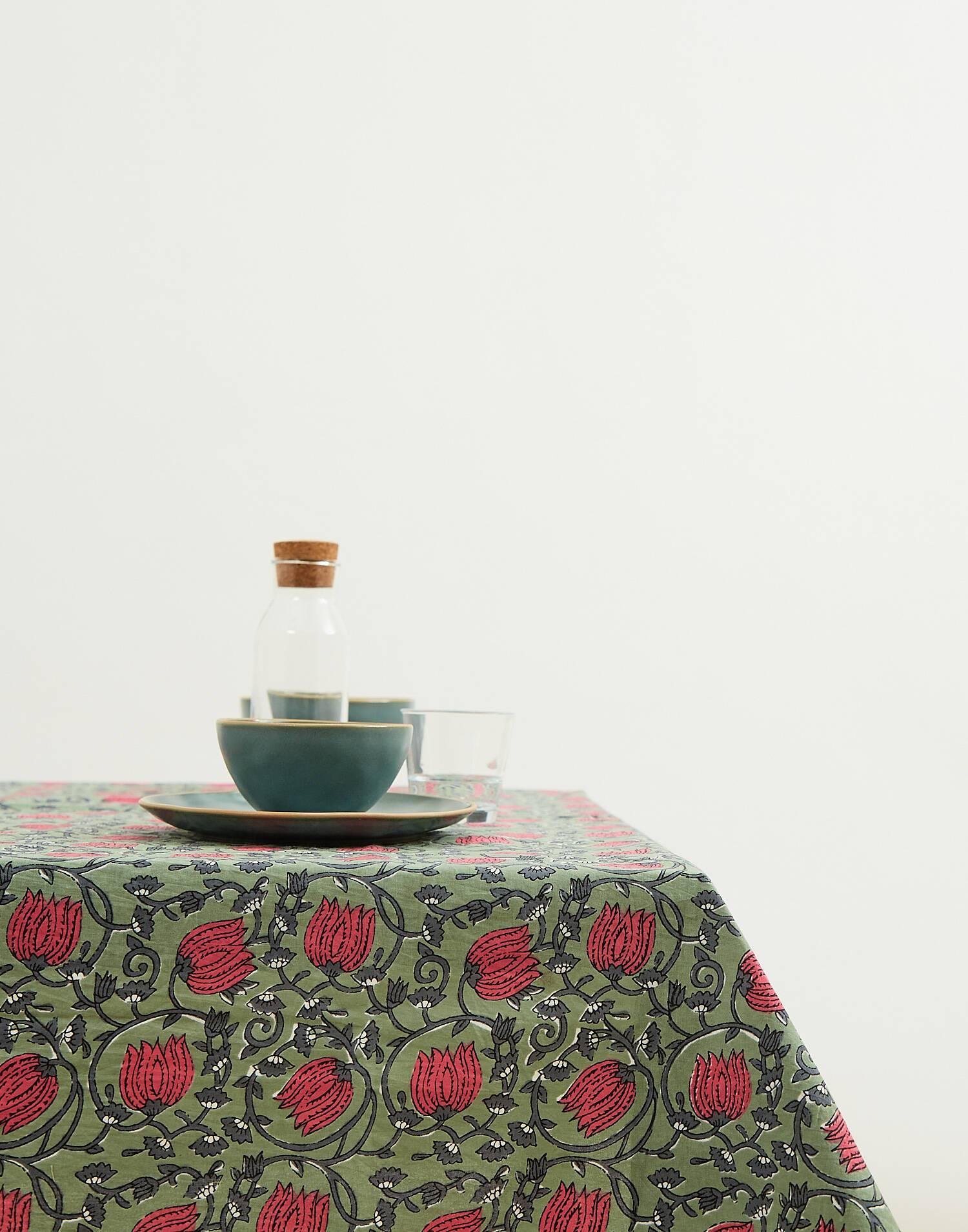 Mantel print indi 150x150
