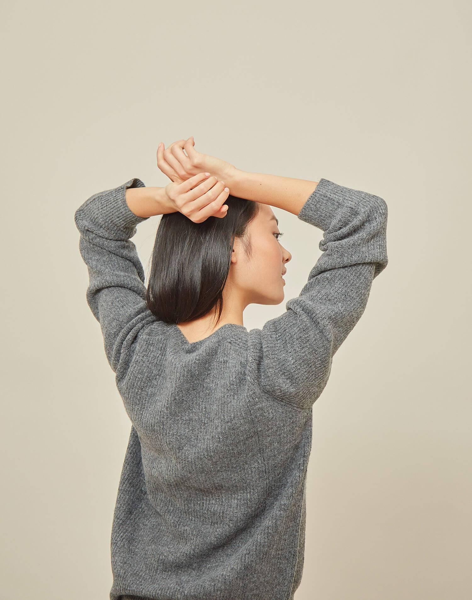 maglione costine unisex