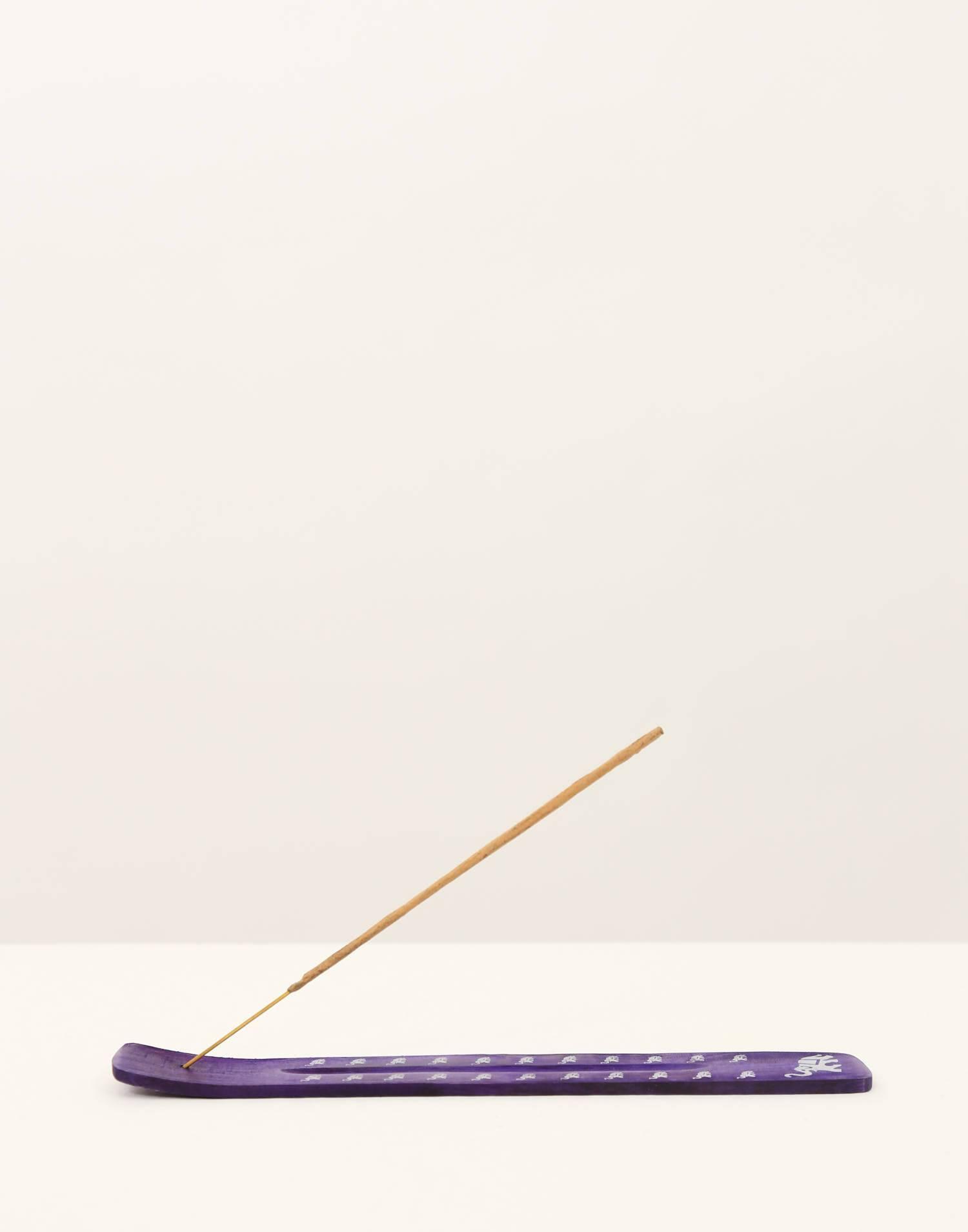 Mango incense holder