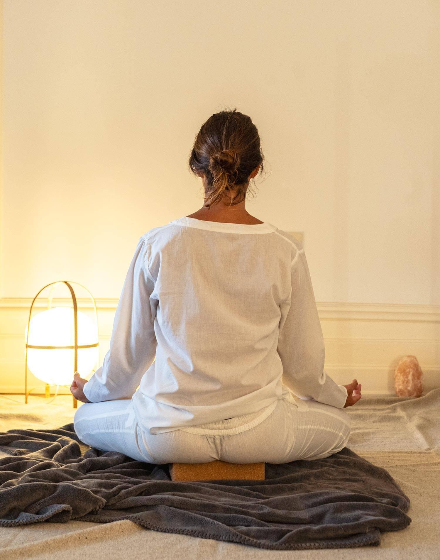 Set homewear meditazione donna