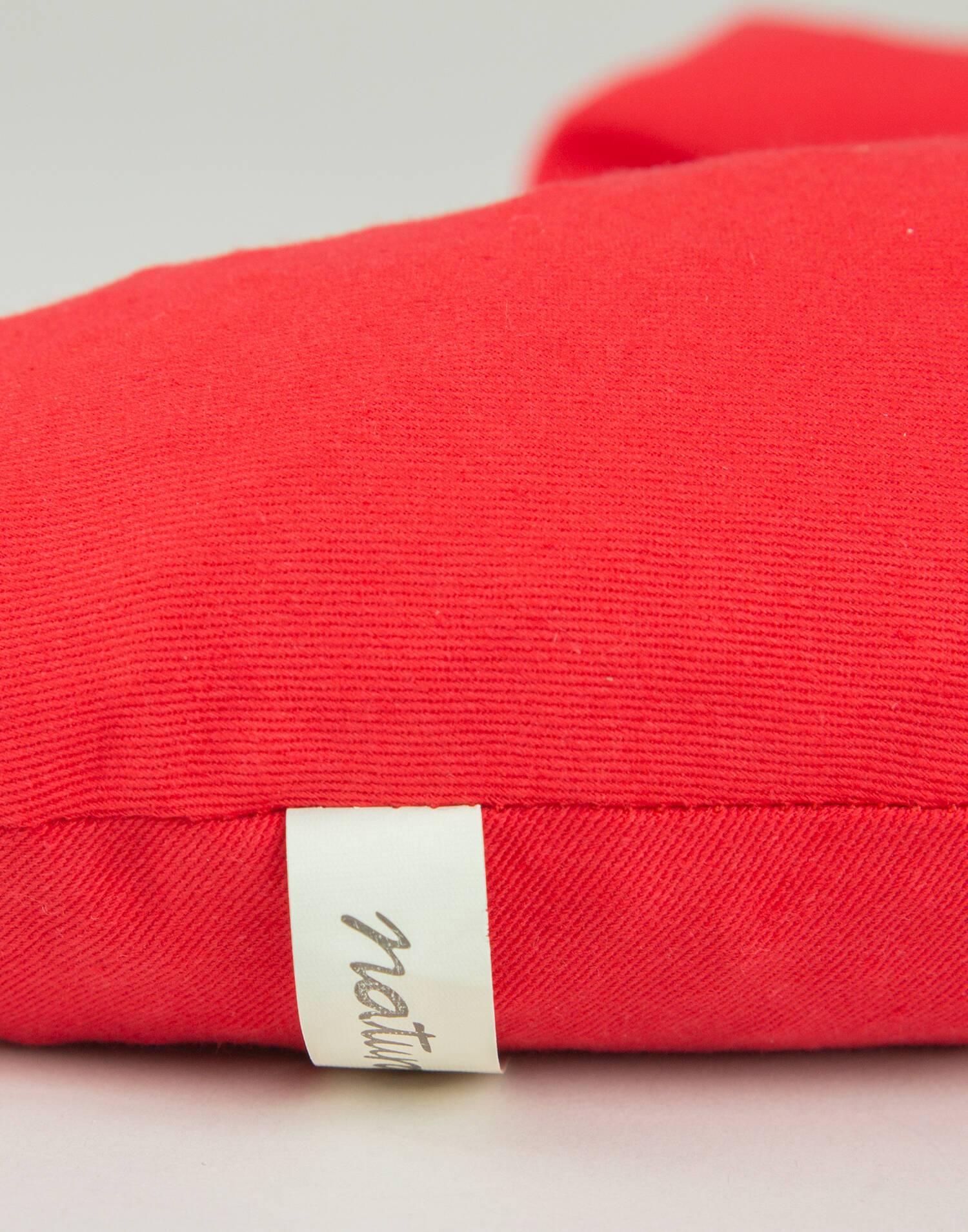 Cherry seeds neck pillow