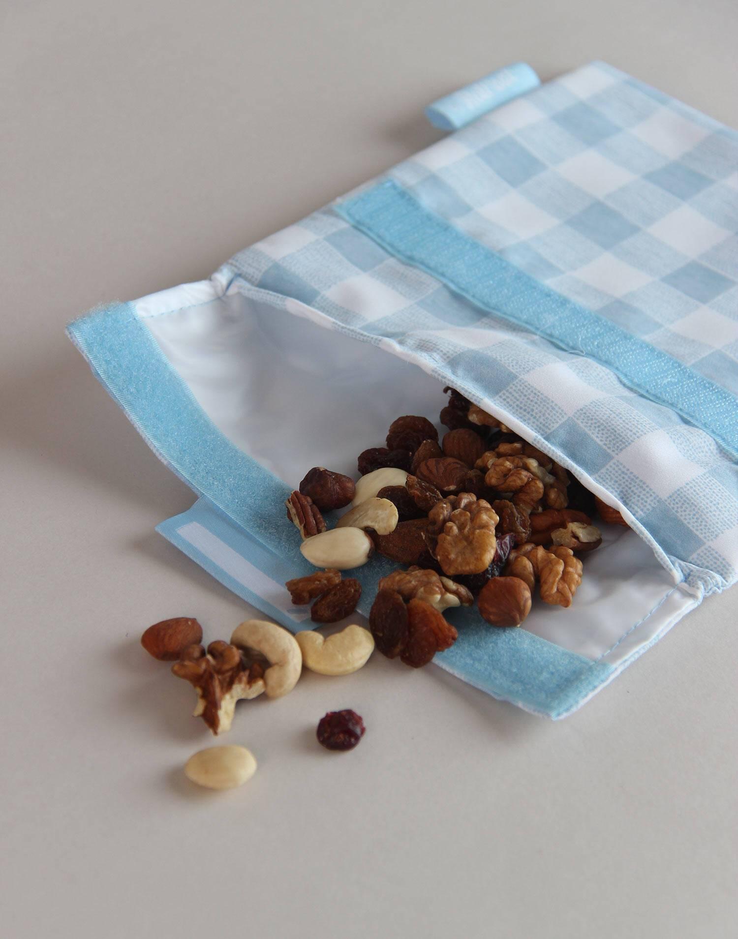 Porta snack riutilizzabile