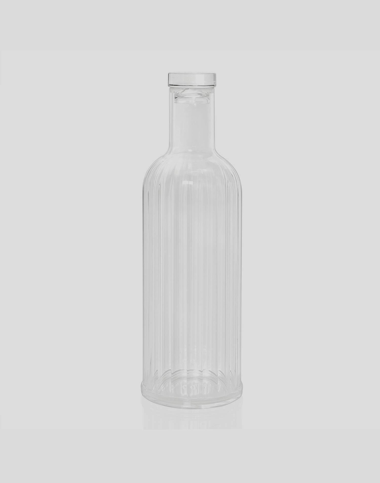 Botella acrílica stripes 1l