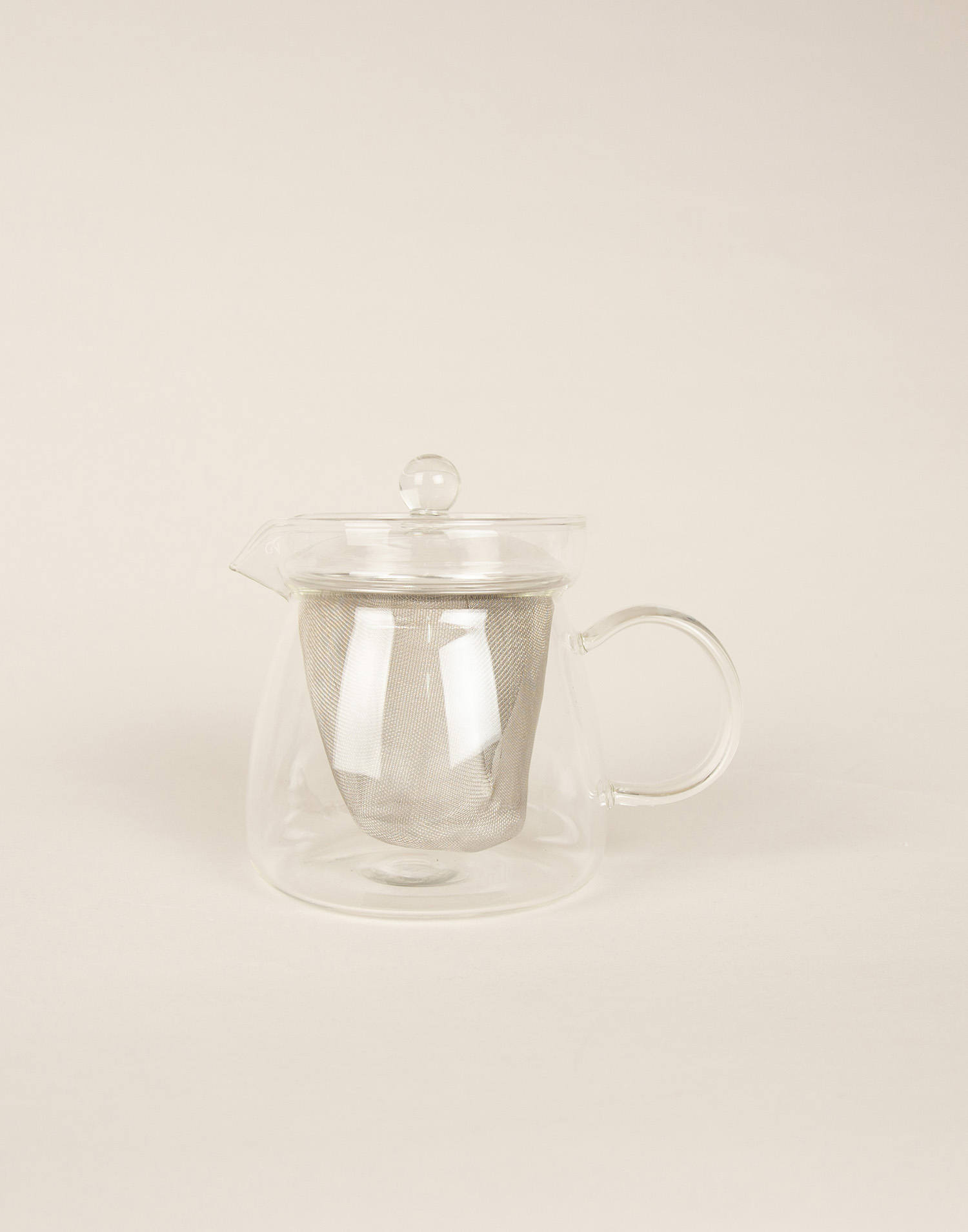 Glass teapot  700ml