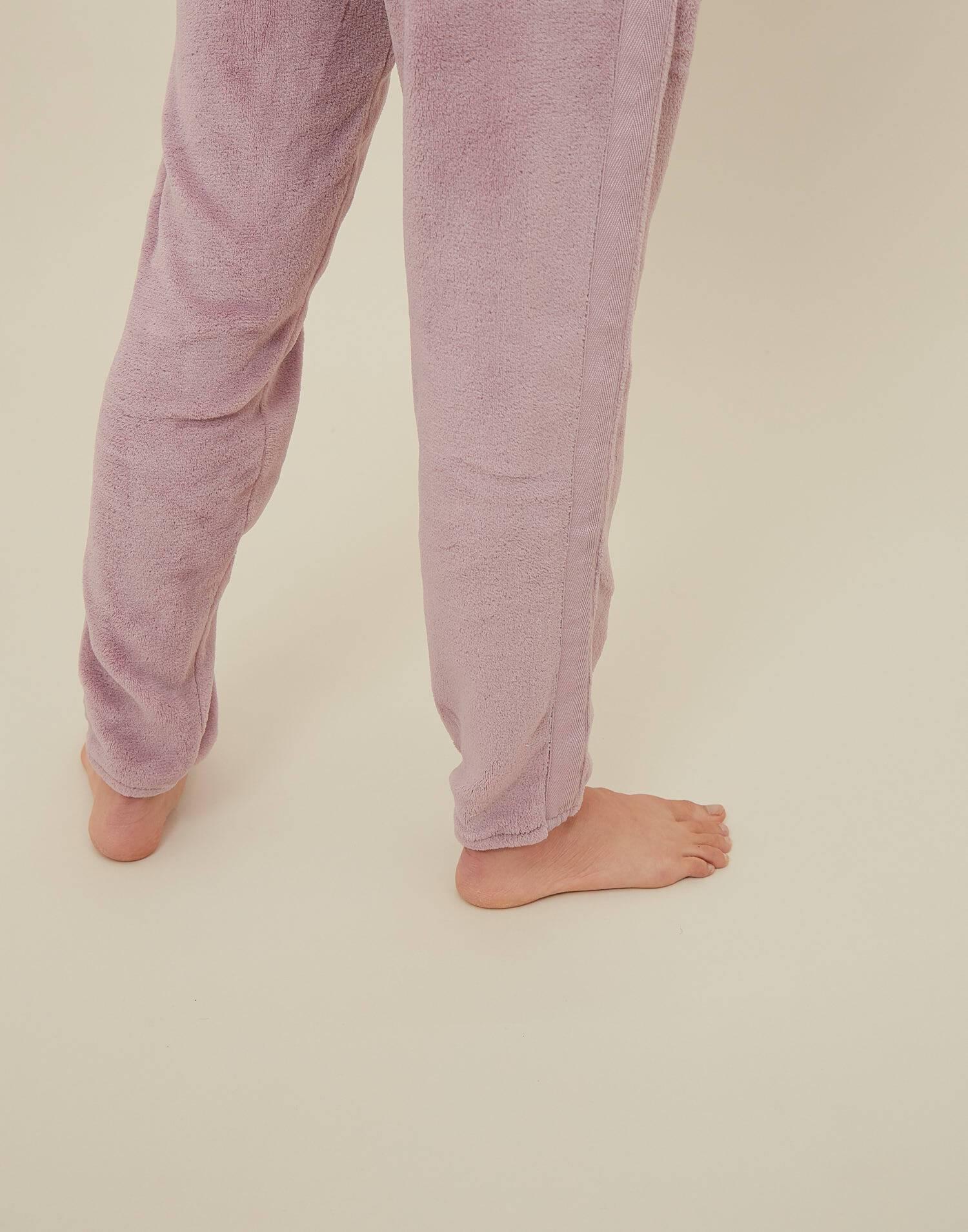 Pantalón fluffy