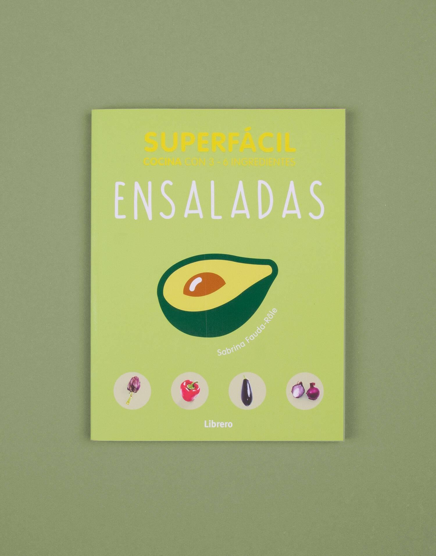 Superfácil ensaladas