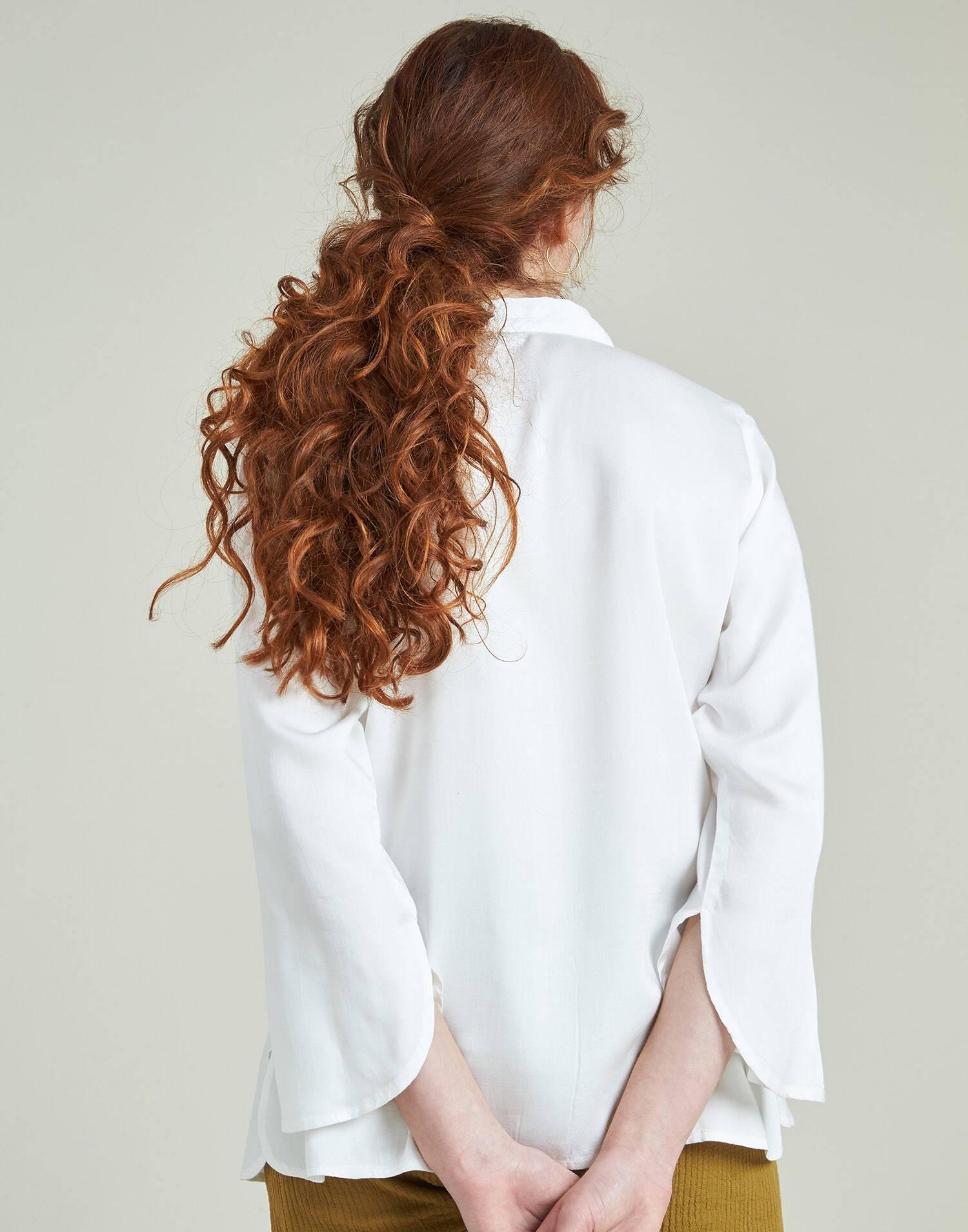 Camisa manga larga básica