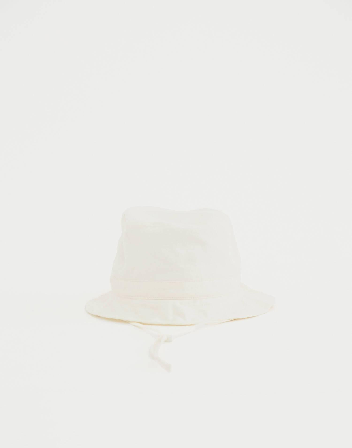 Organic cotton safari hat