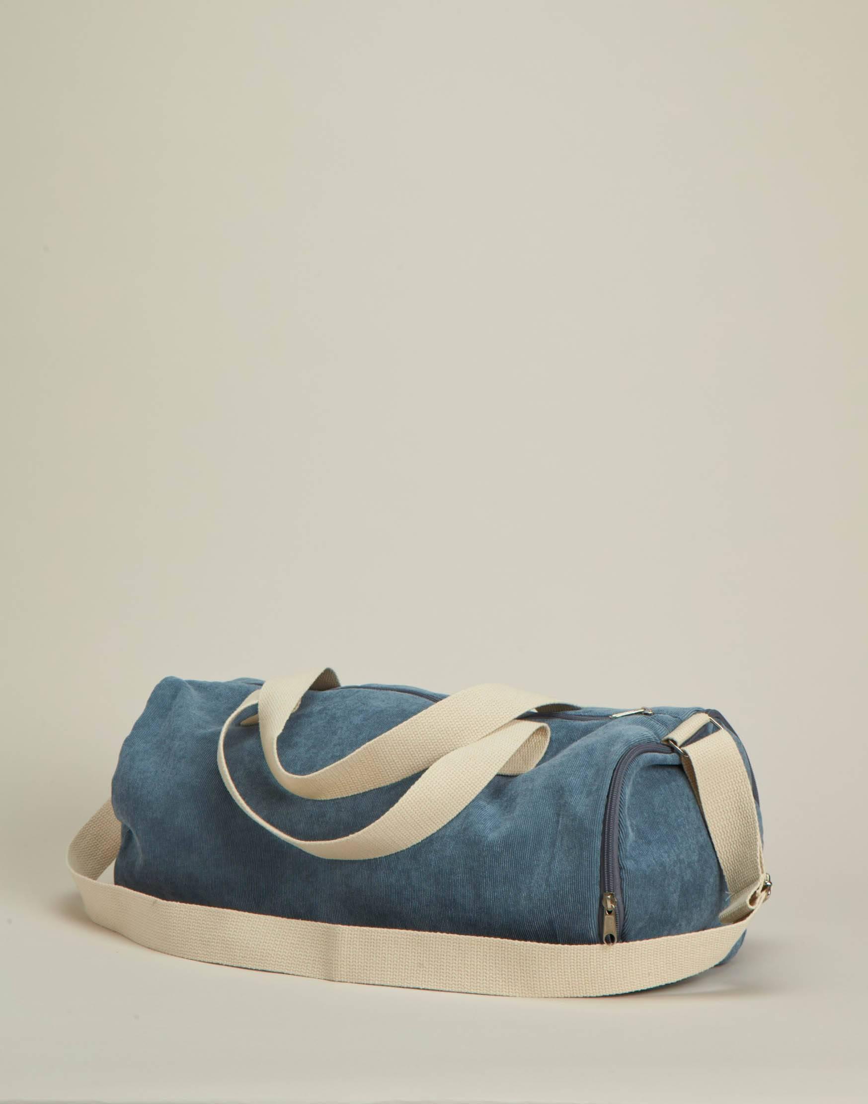 weekend bag velours