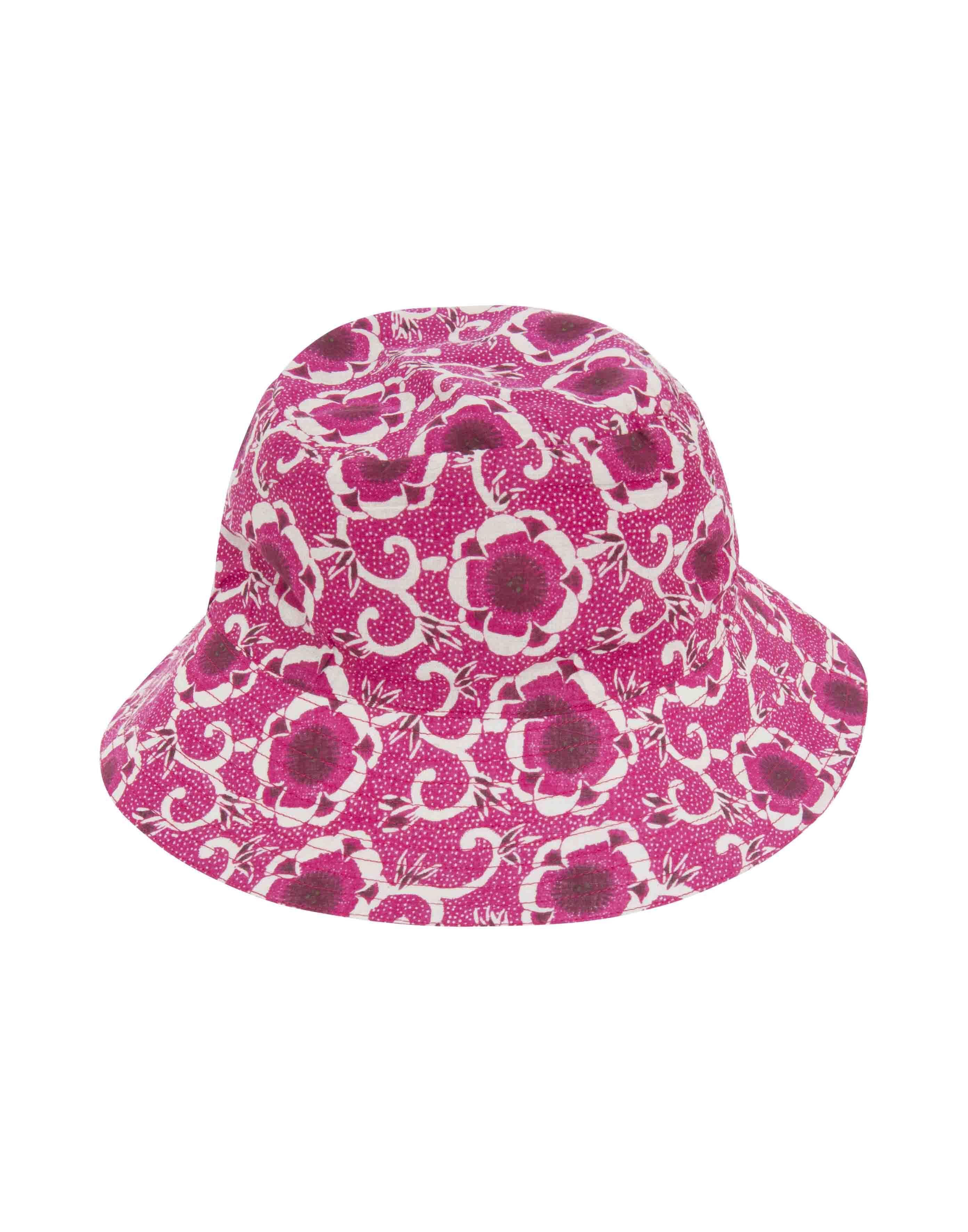 Flowers bucket hat