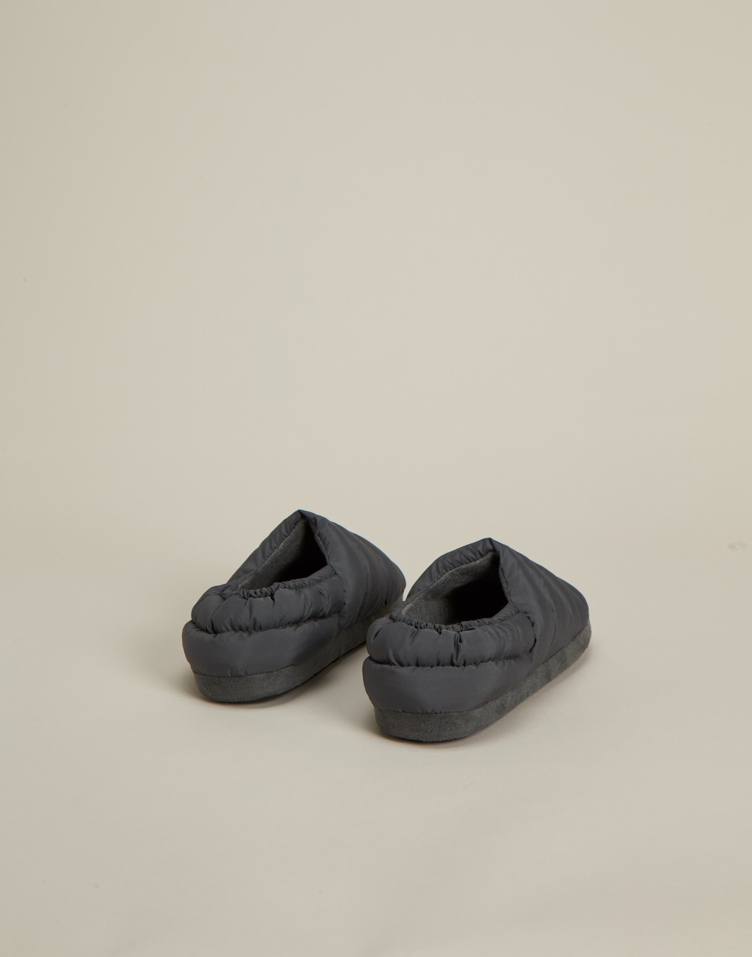 Men's padded slipper