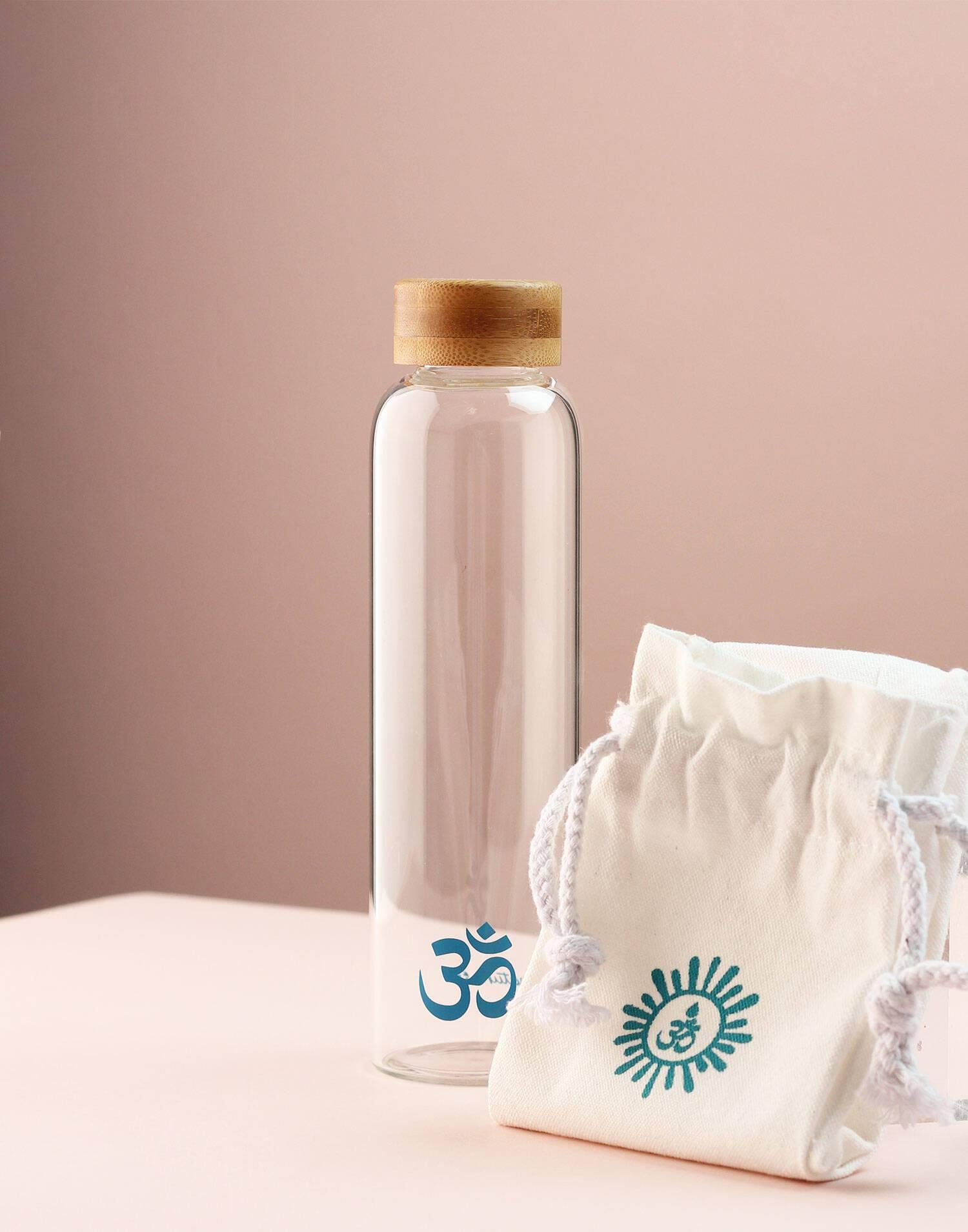 Botella con bolsa om