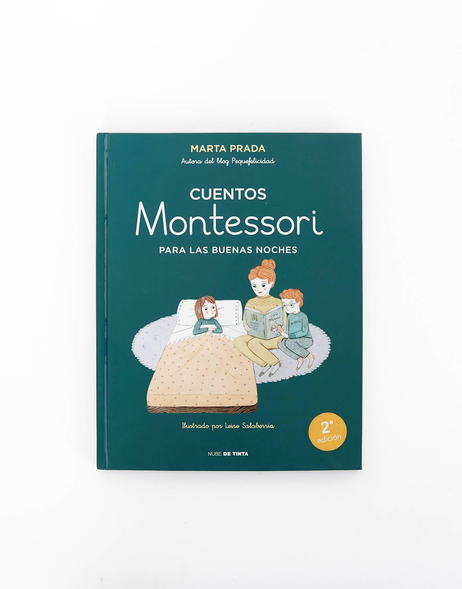 Cuentos montessori buenas noches (spanish only)