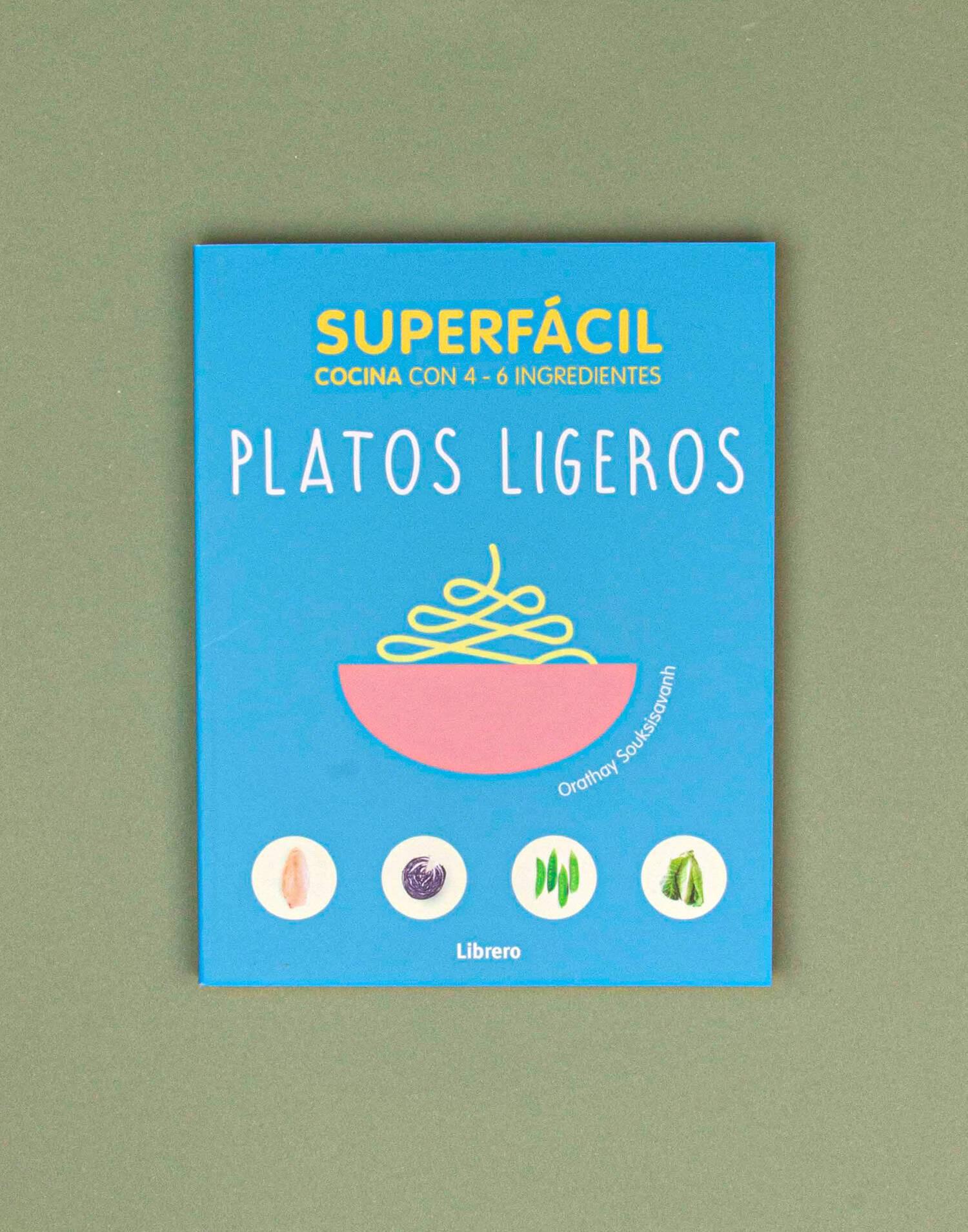 Superfacil platos ligeros