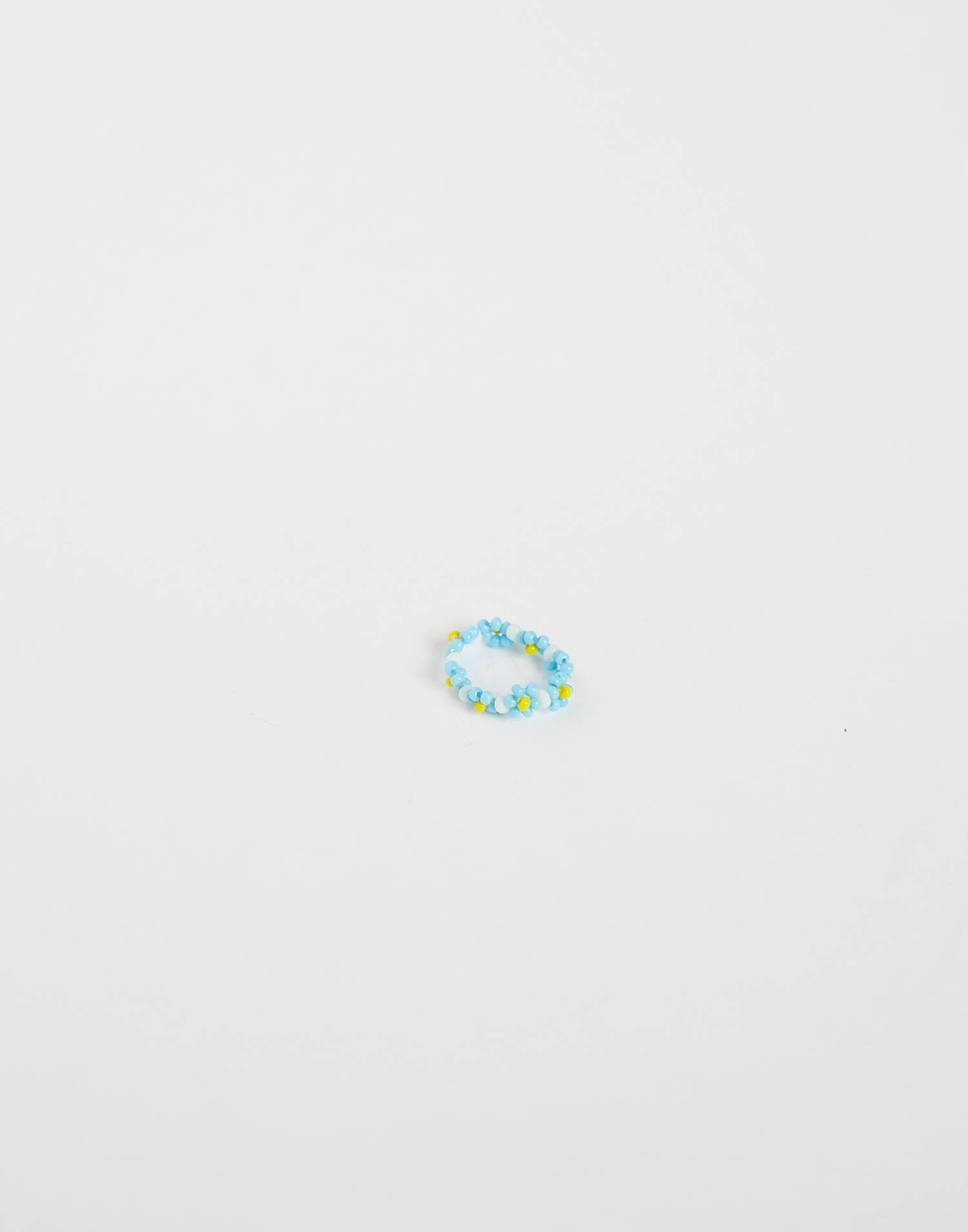 Set 2 anillos margaritas