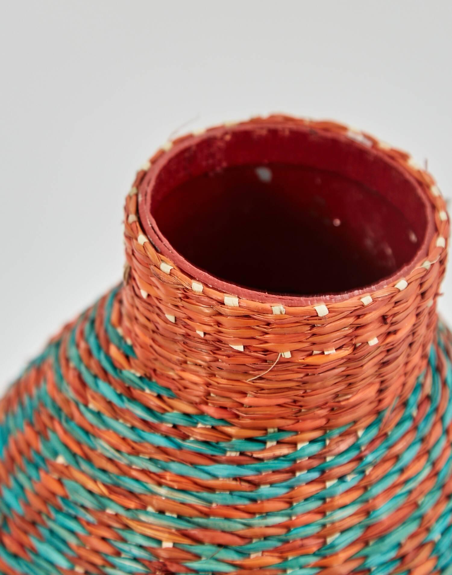 Tresse vase
