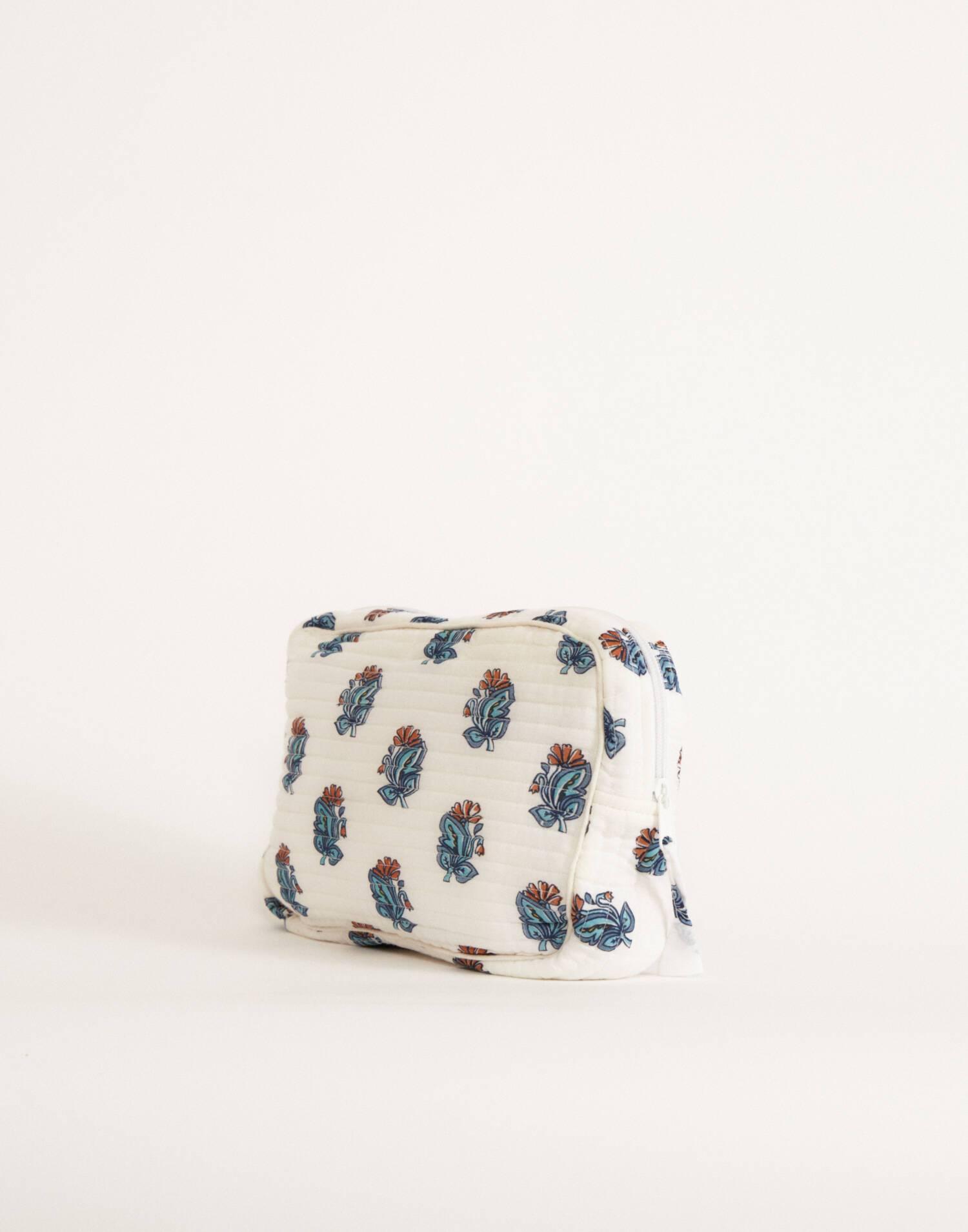 Organic cotton pouch