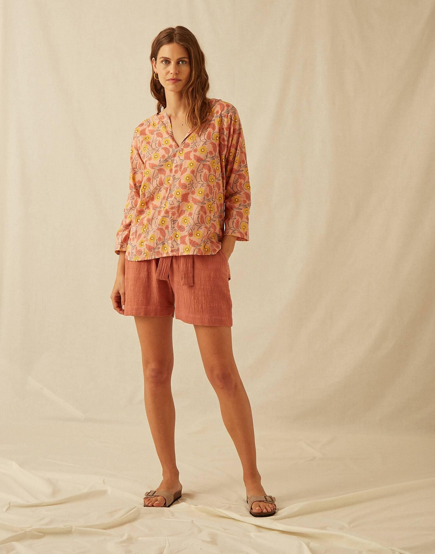 Indi cotton blouse