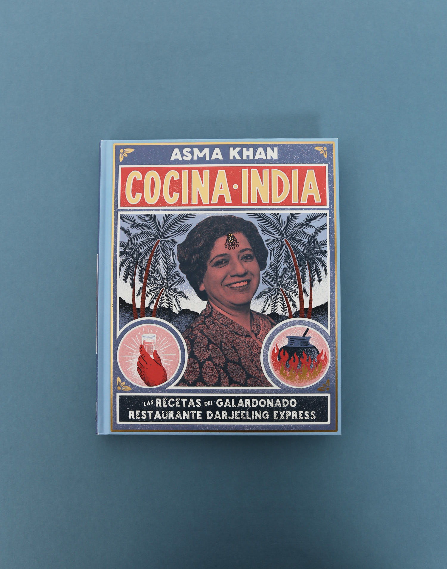 Cocina india (indian kitchen)