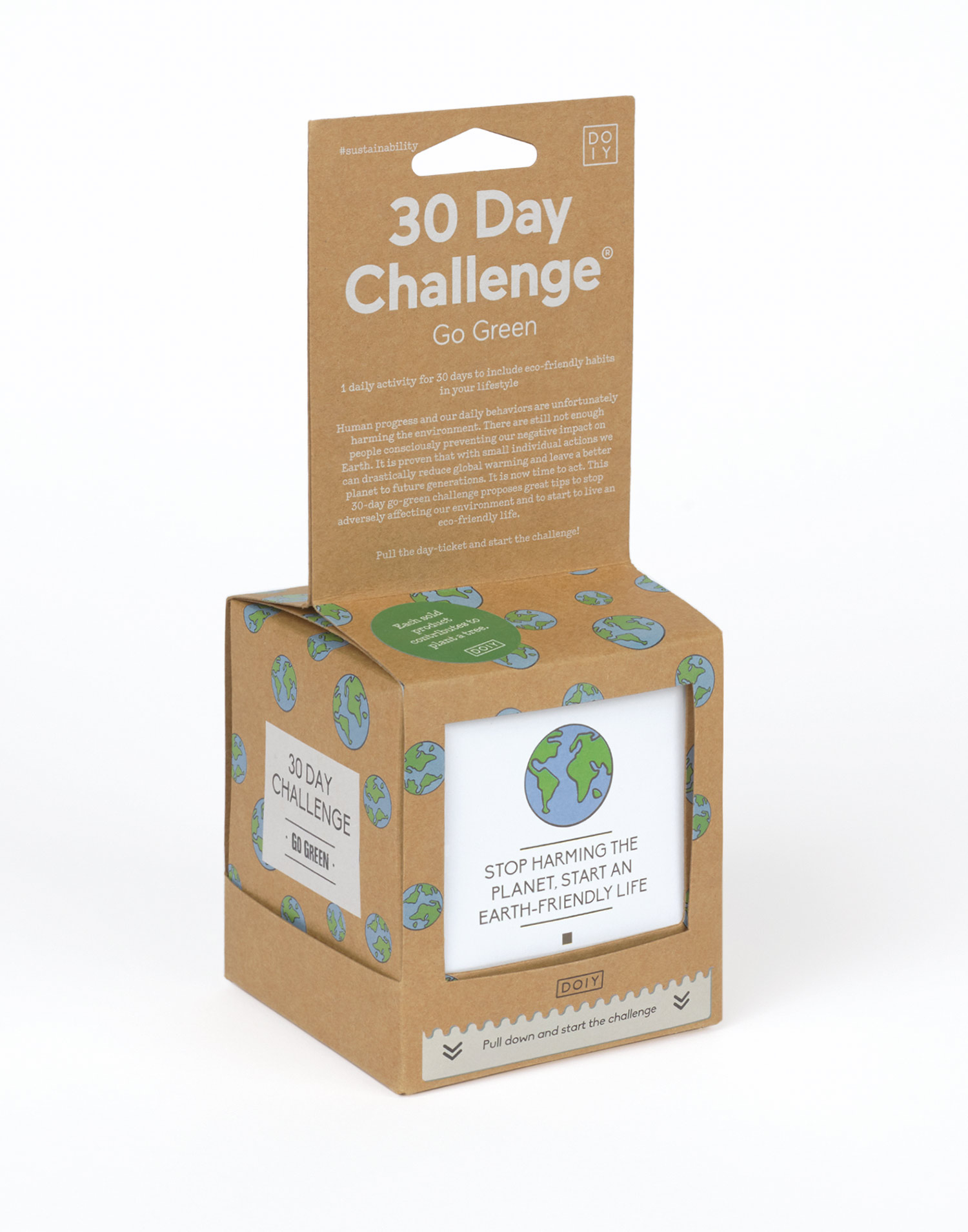 Challenge 30 days ego green english