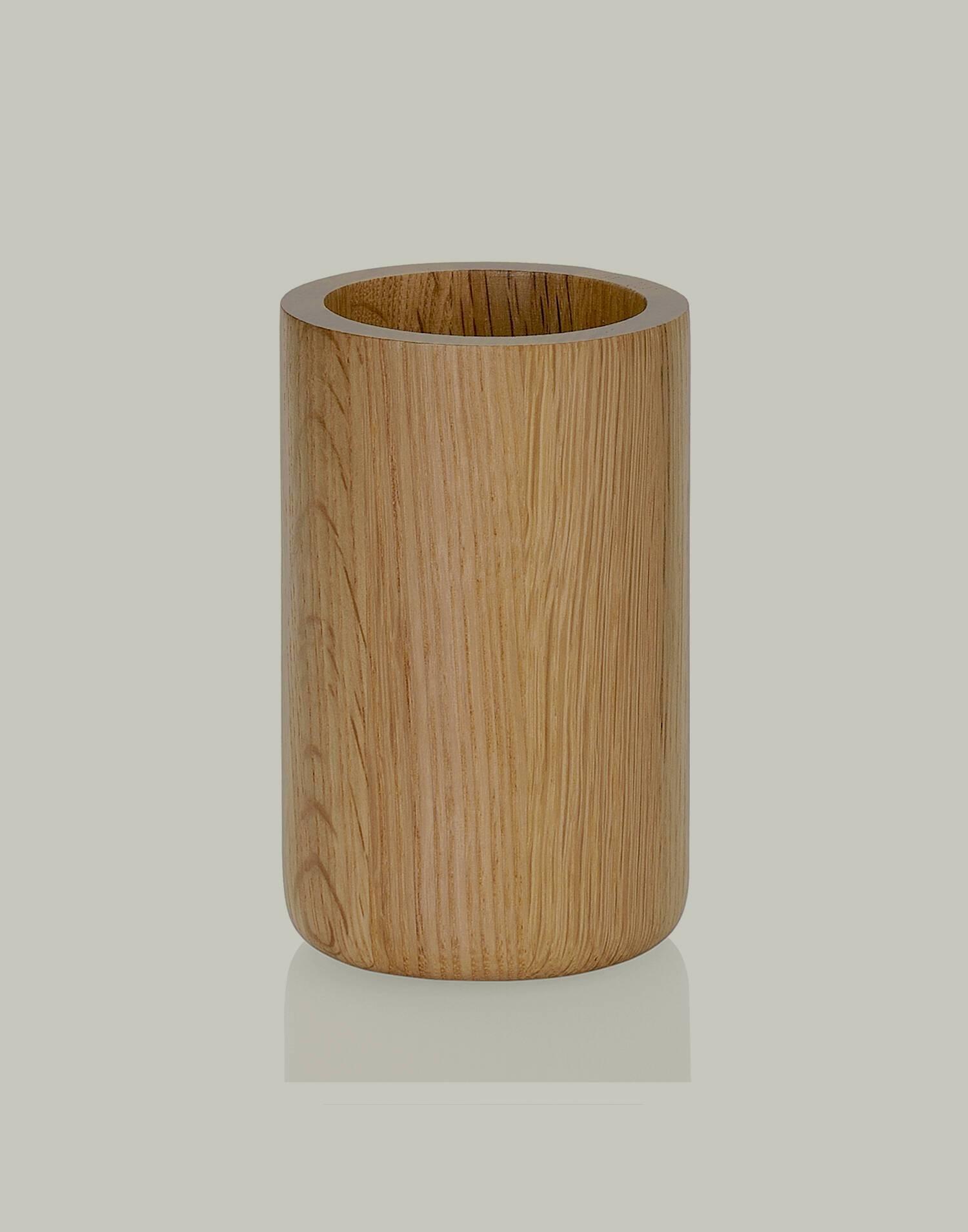 Oak tumbler