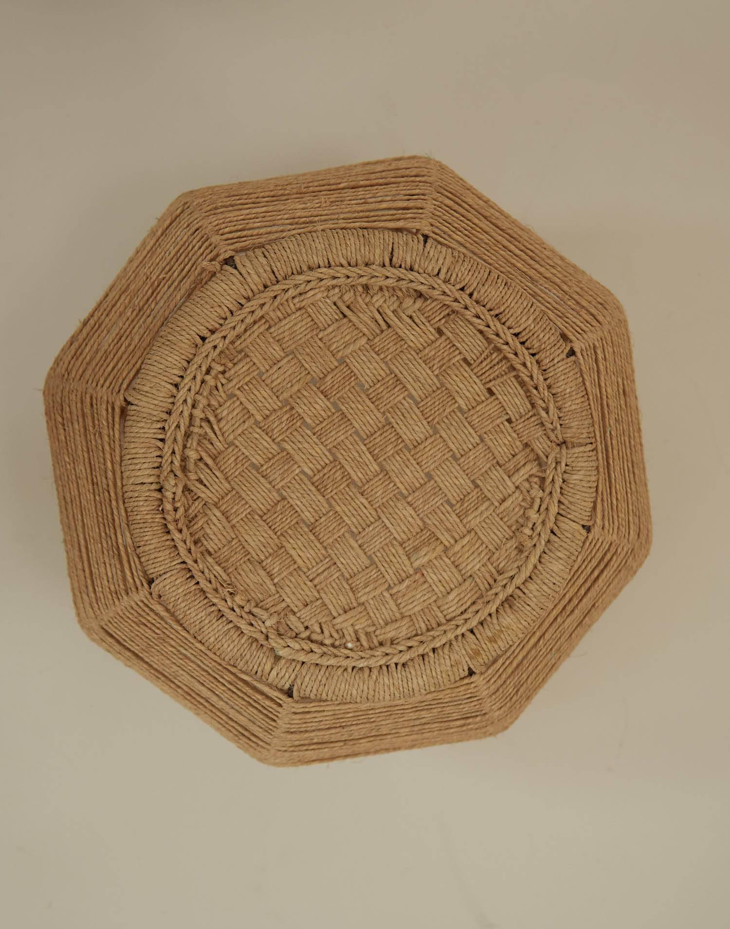 Taburete mesa centro