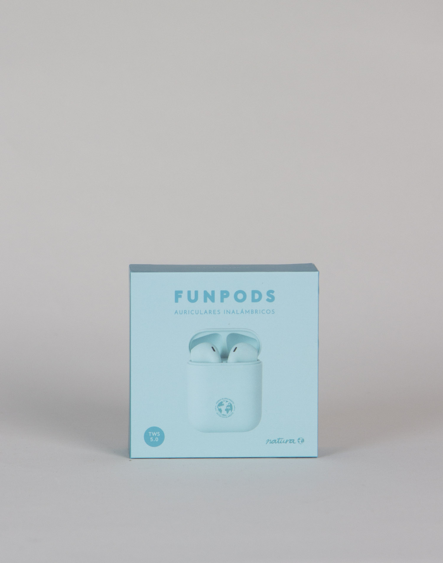 Funpods wireless stereo headphones