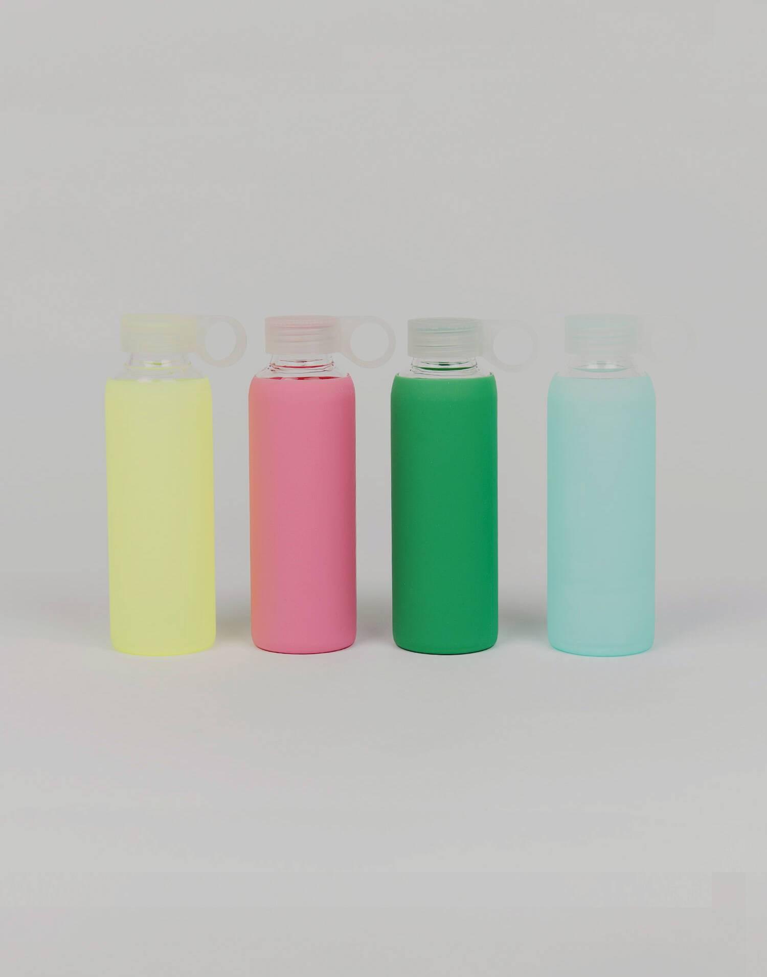 Botella silicona 350ml