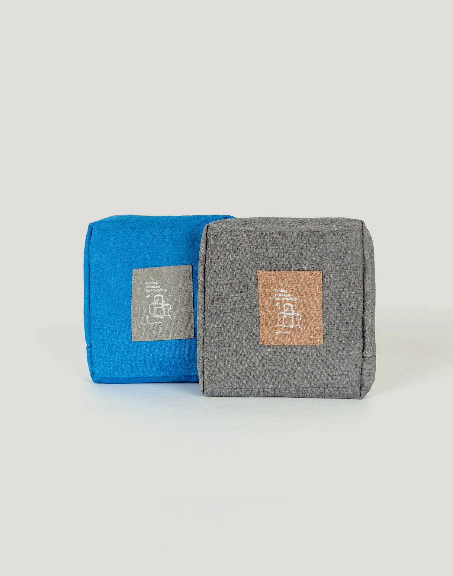 Foldable bag for suitcase