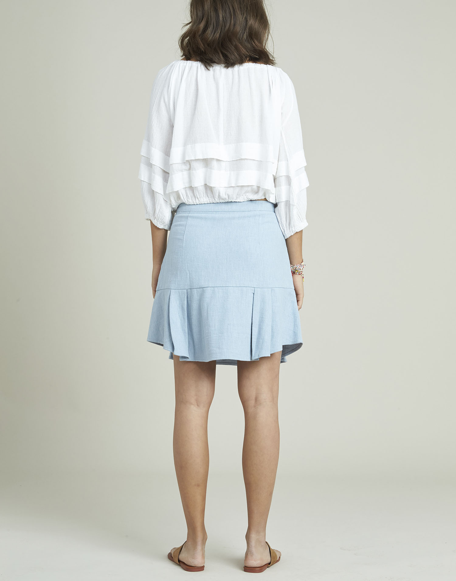 Ramie skirt