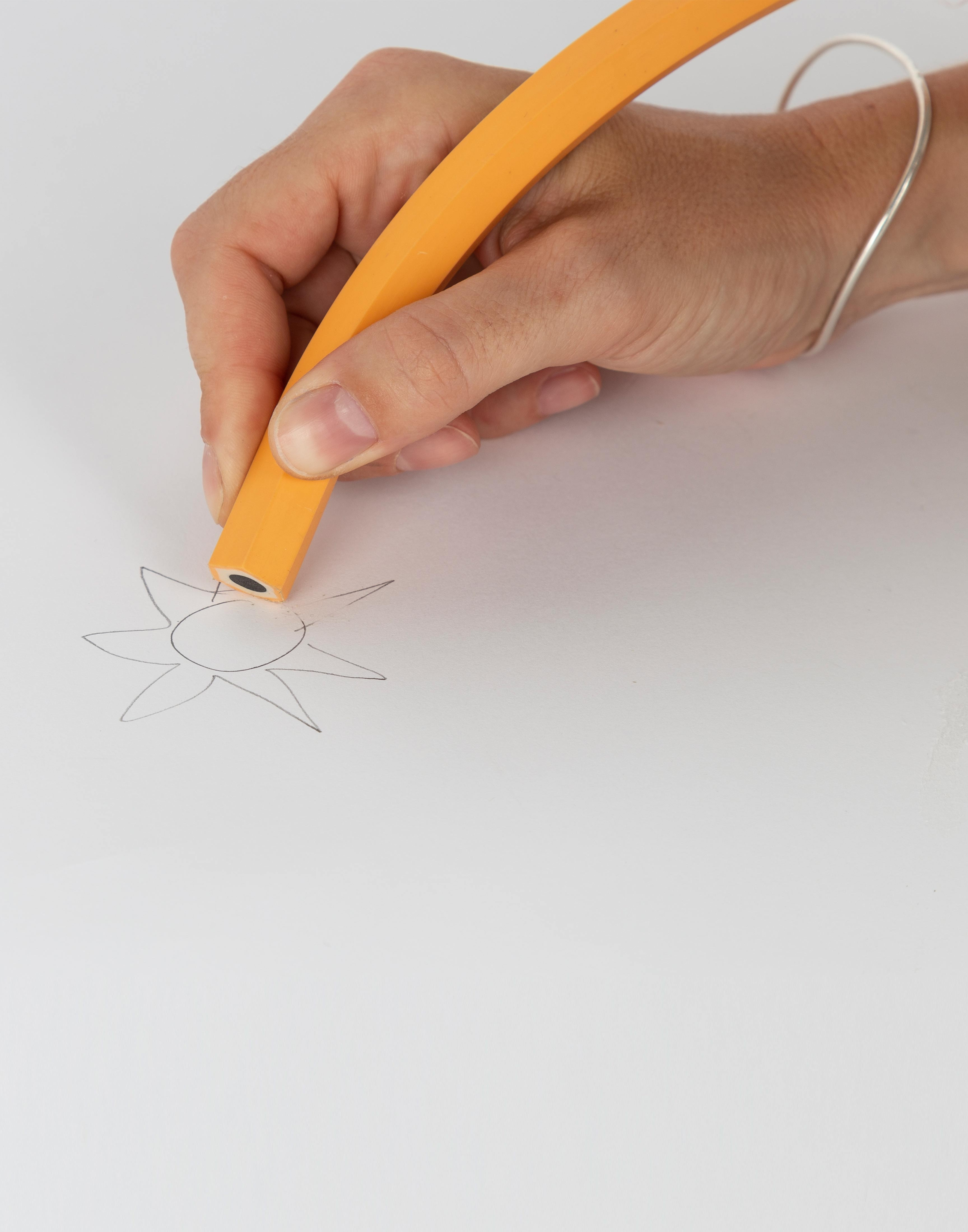 Goma de borrar lápiz