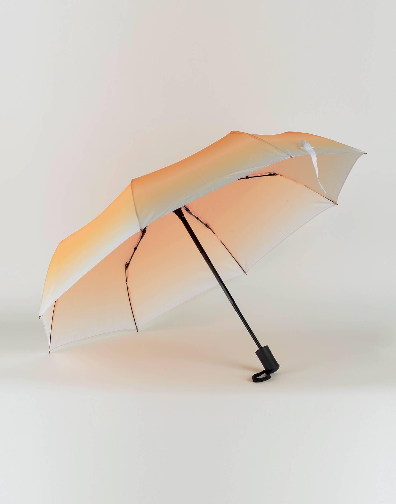 Batik taschenregenschirm