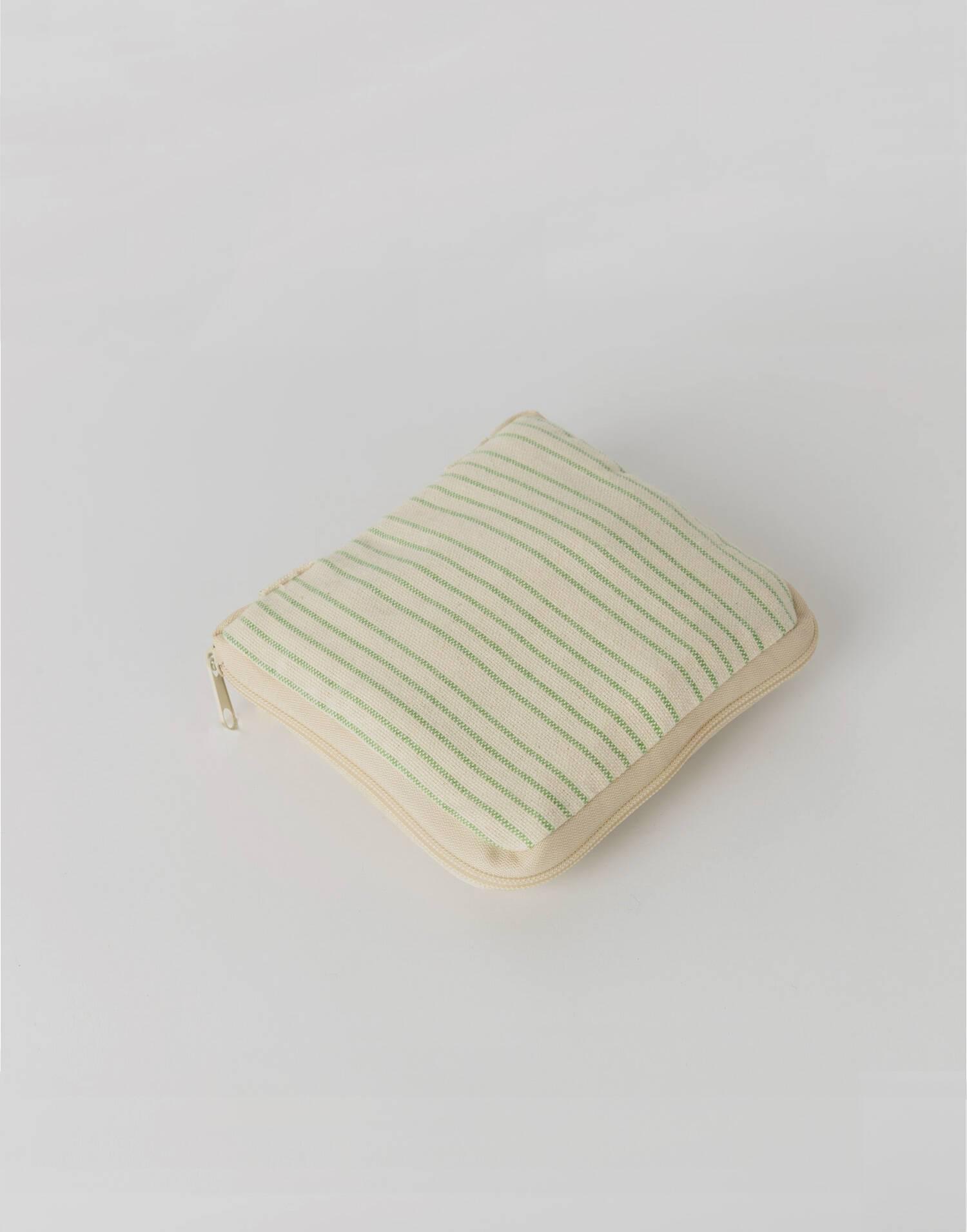 Bolsa plegable algodón