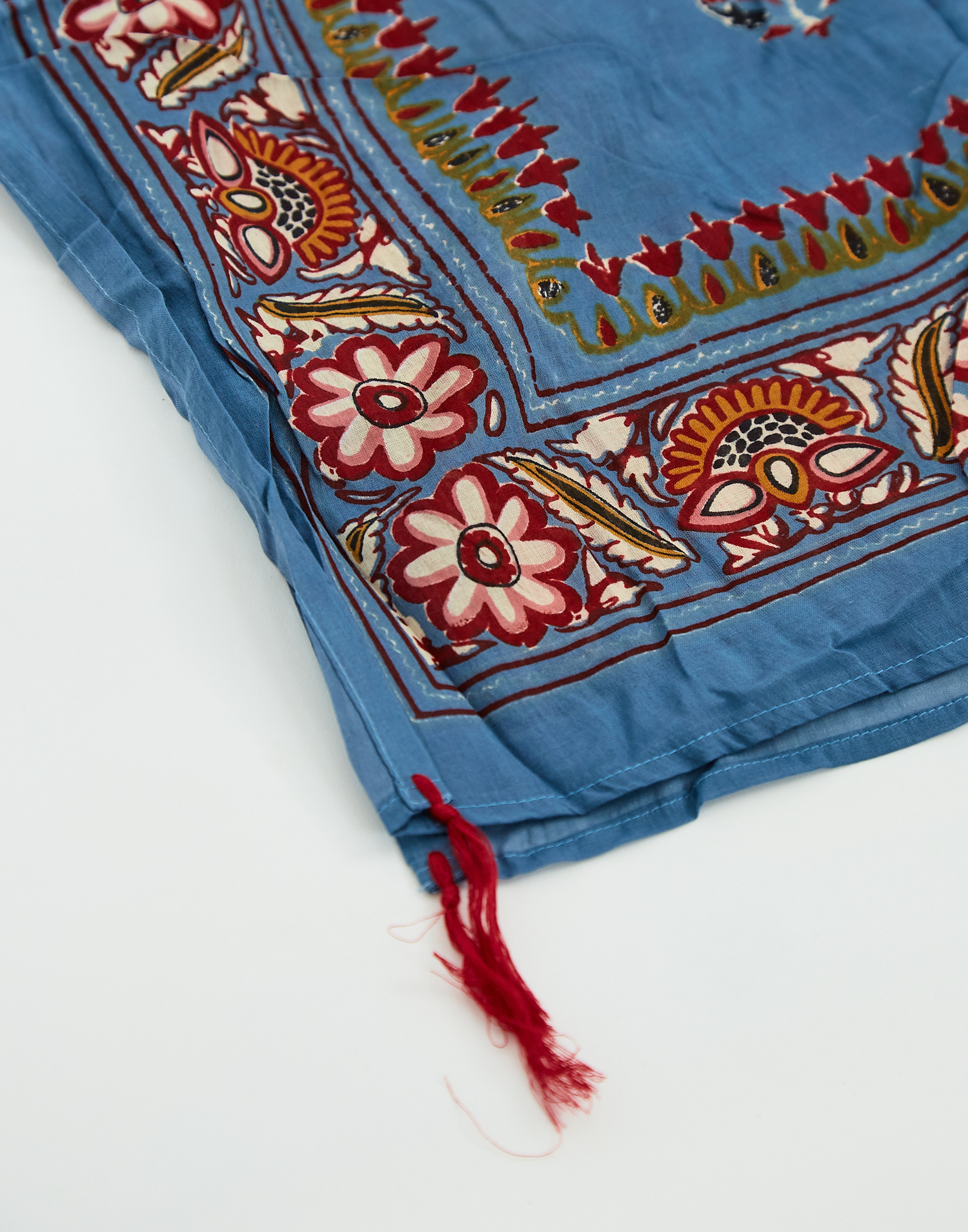 Indian flower towel pareo