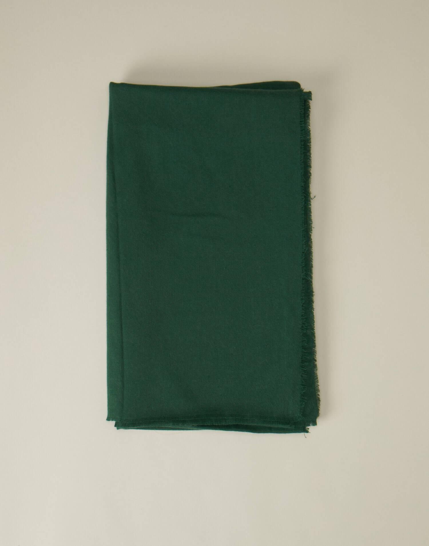 Soft blanket scarf
