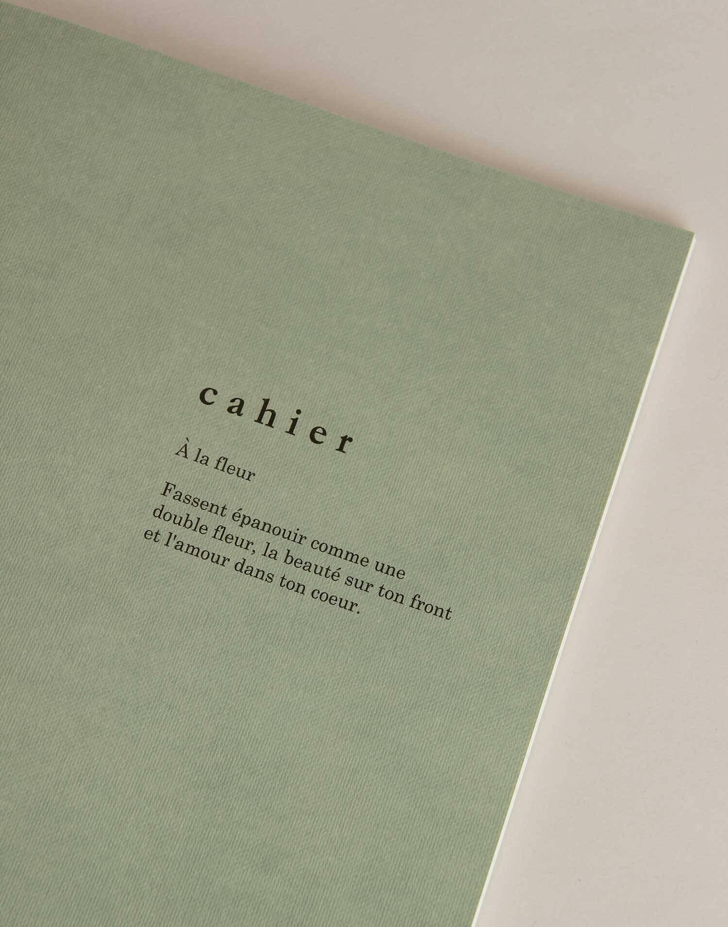 Libreta a4 cahier