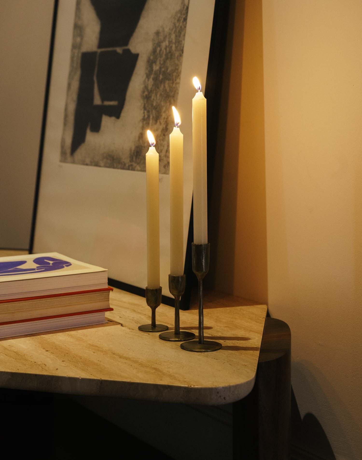 doré candlestick holder m