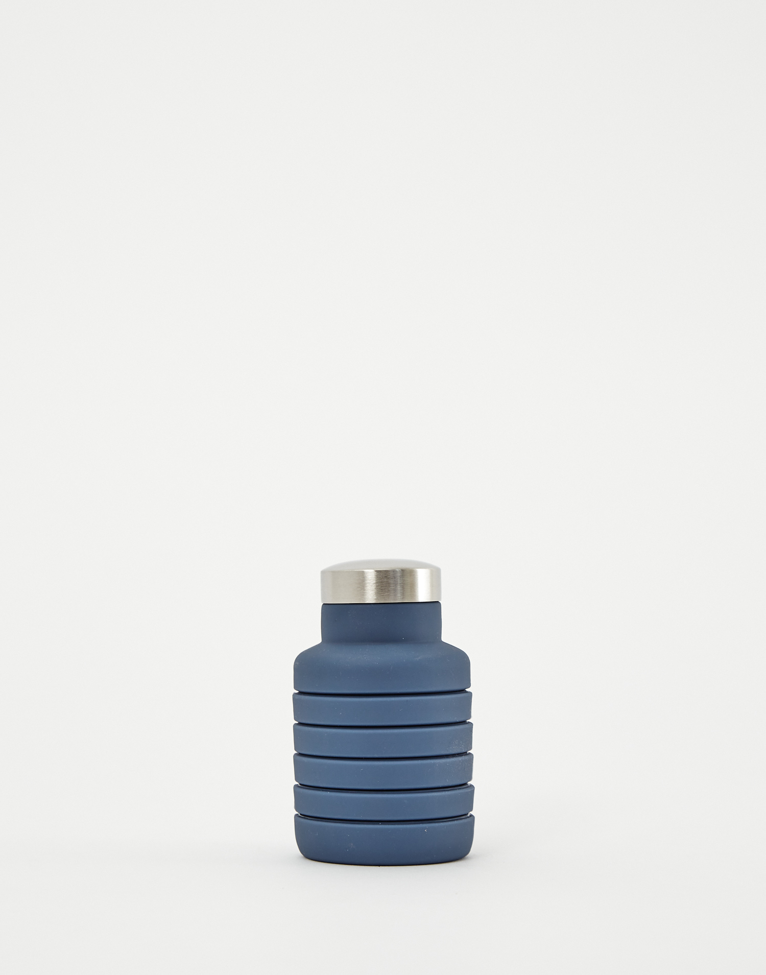 Botella silicona plegable 500ml