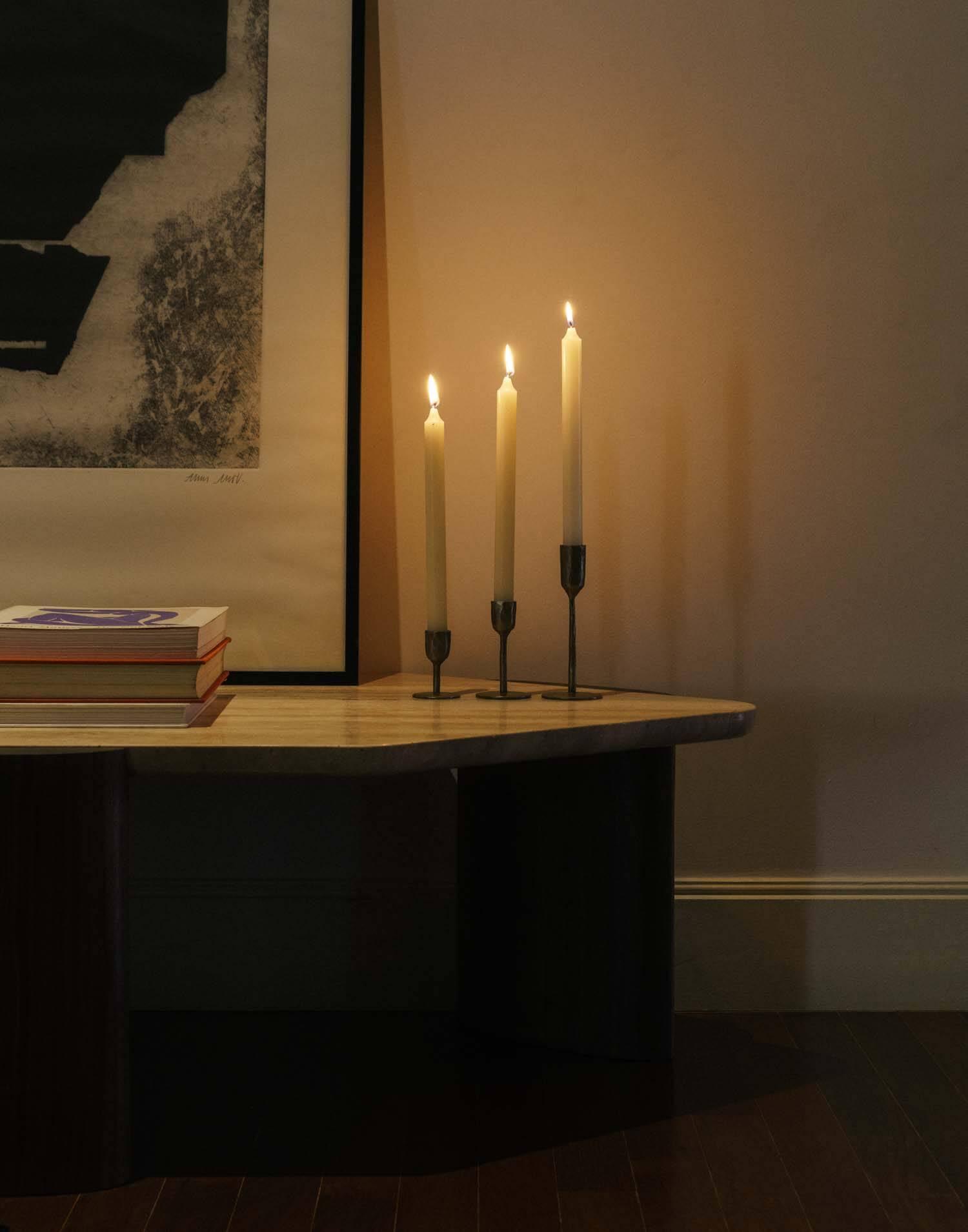 Doré candlestick holder l