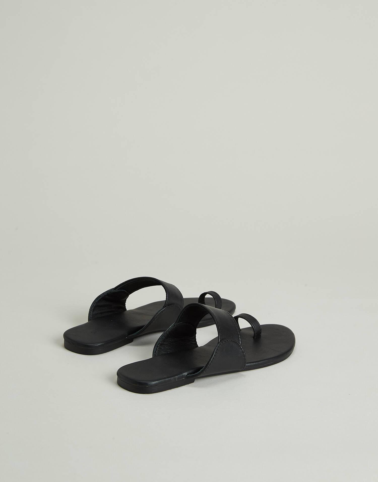 Sandalia napa dedo