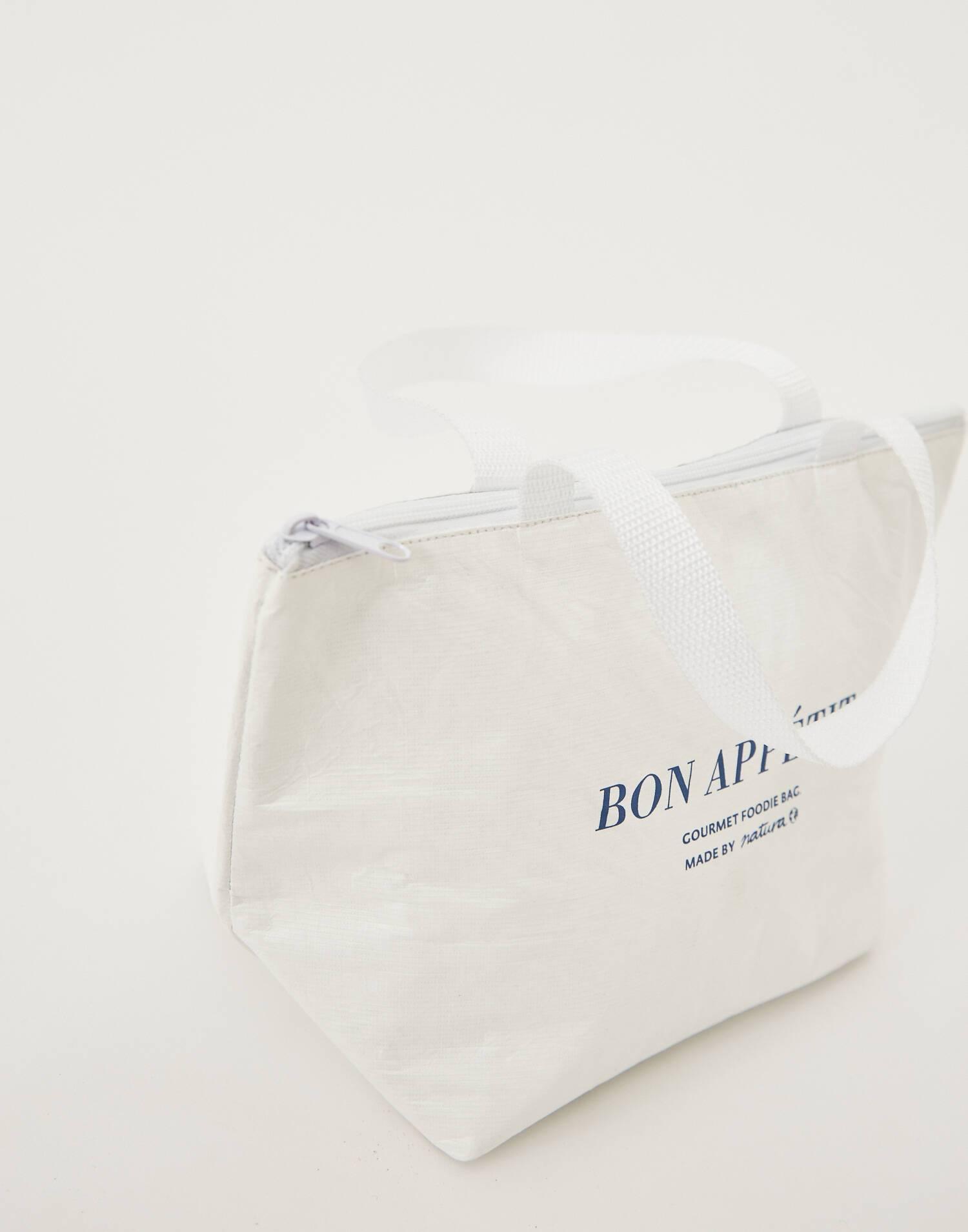 Bon appétit lunch bag