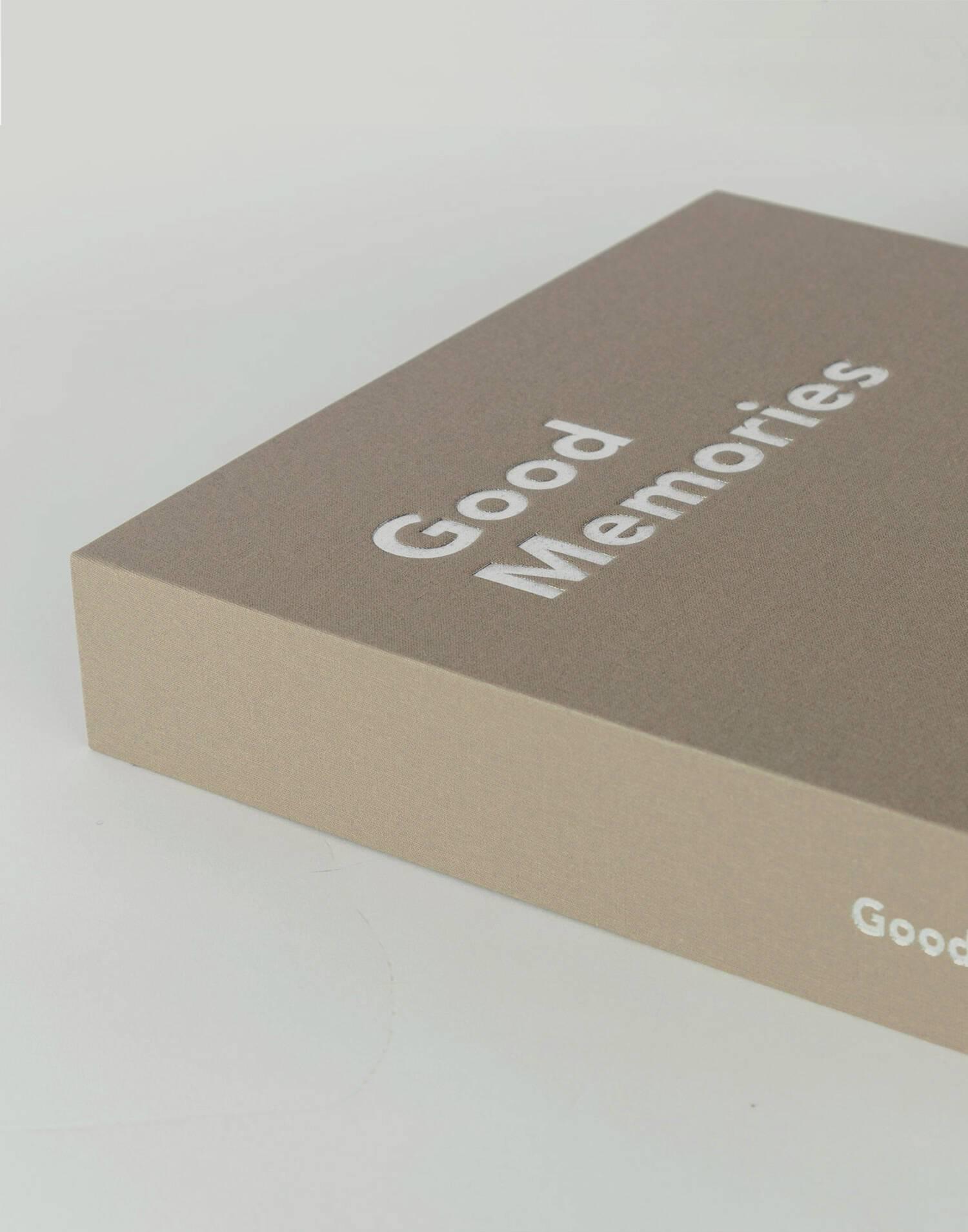 Good memories photo album box