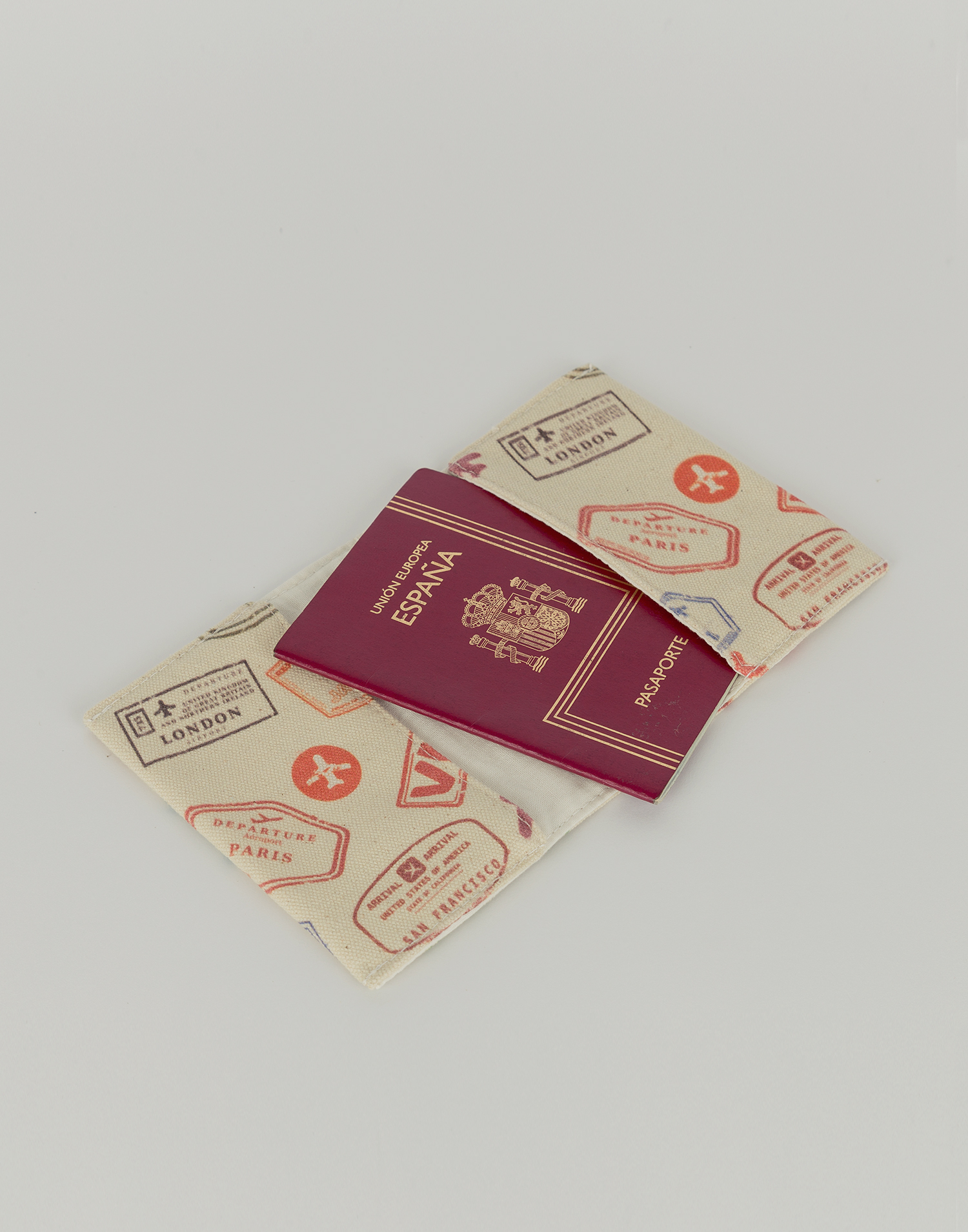 Visa passport holder