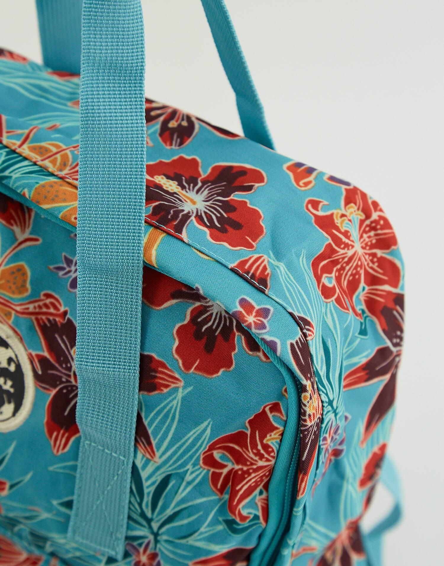 Rucksack mit flower-muster