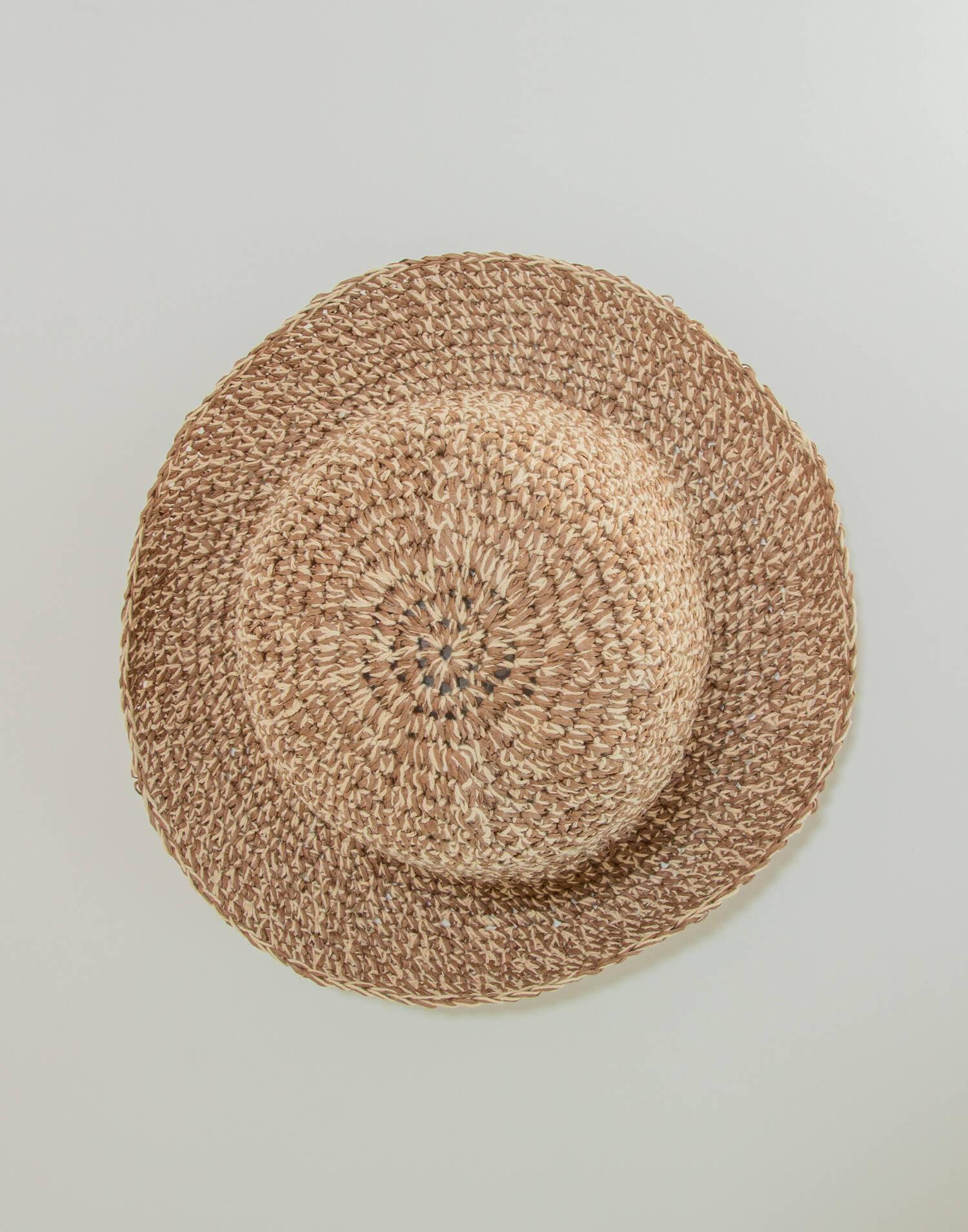 Combined bucket hat