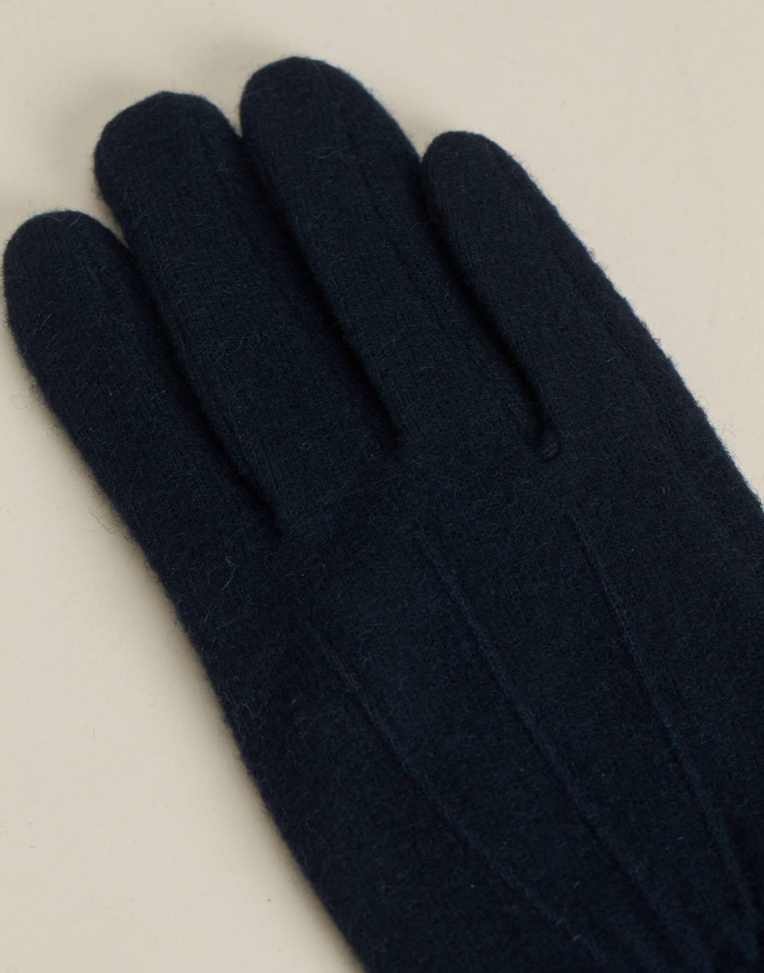 Men's wool gloves