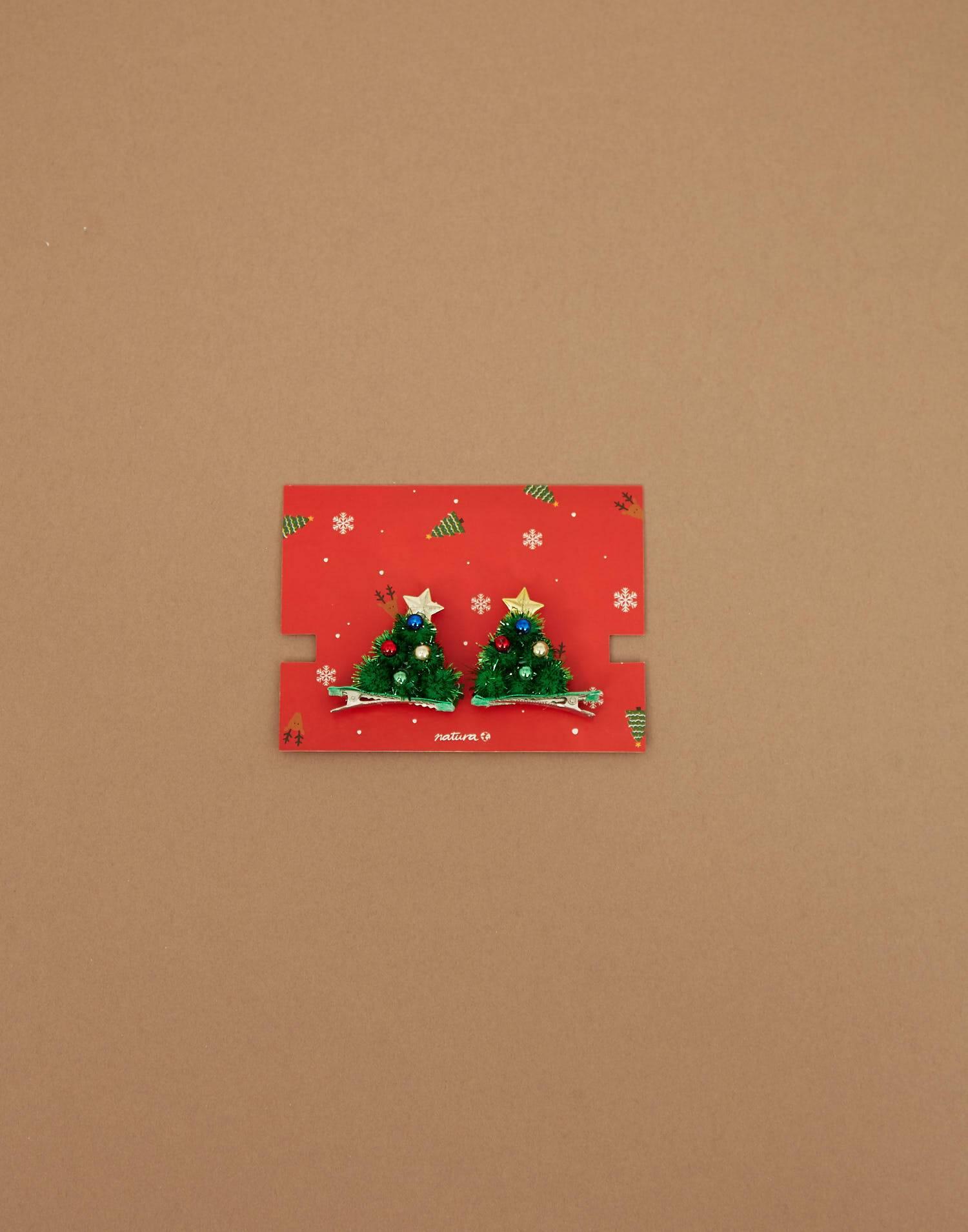 Clips árbol navidad