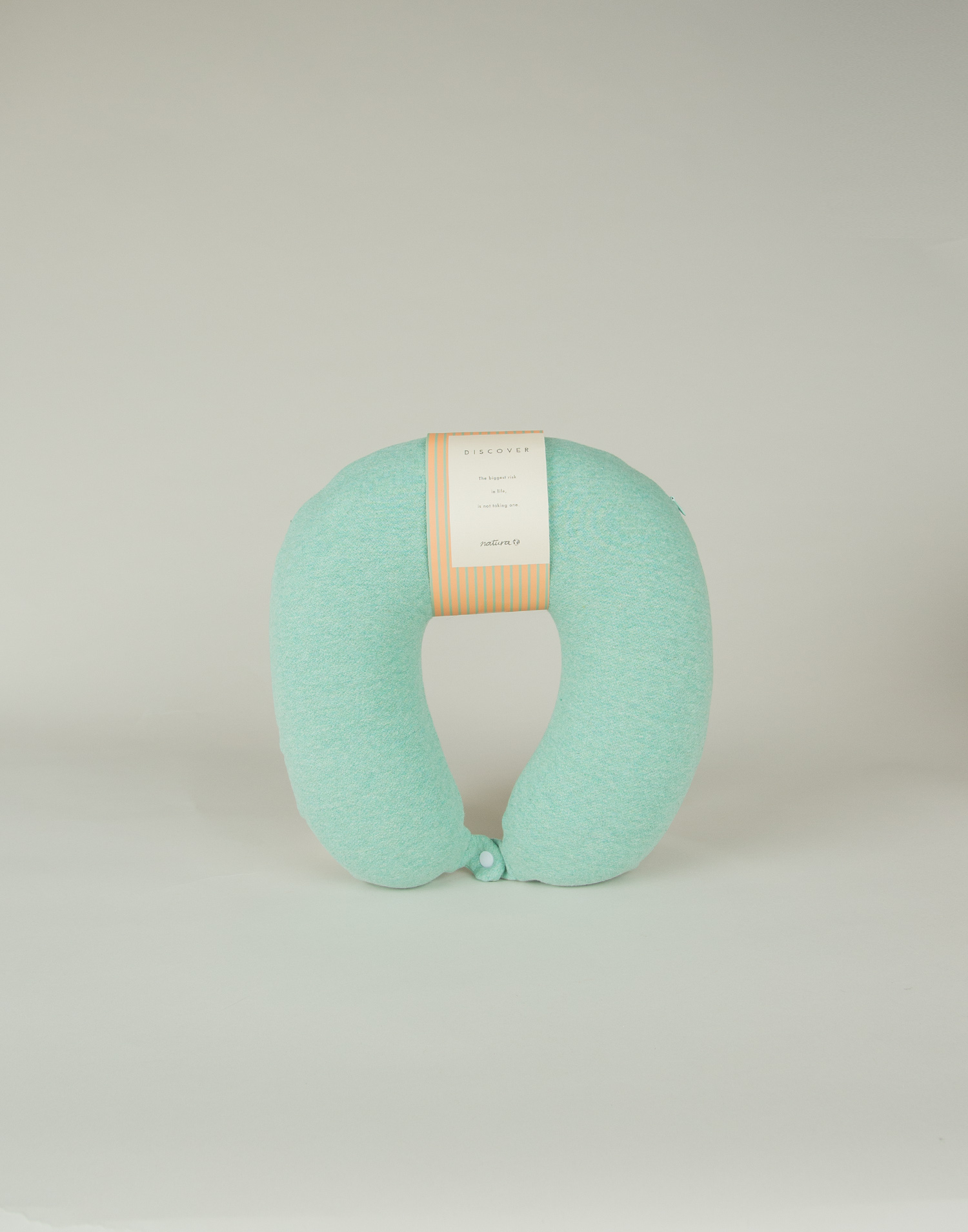 Texture travel pillow