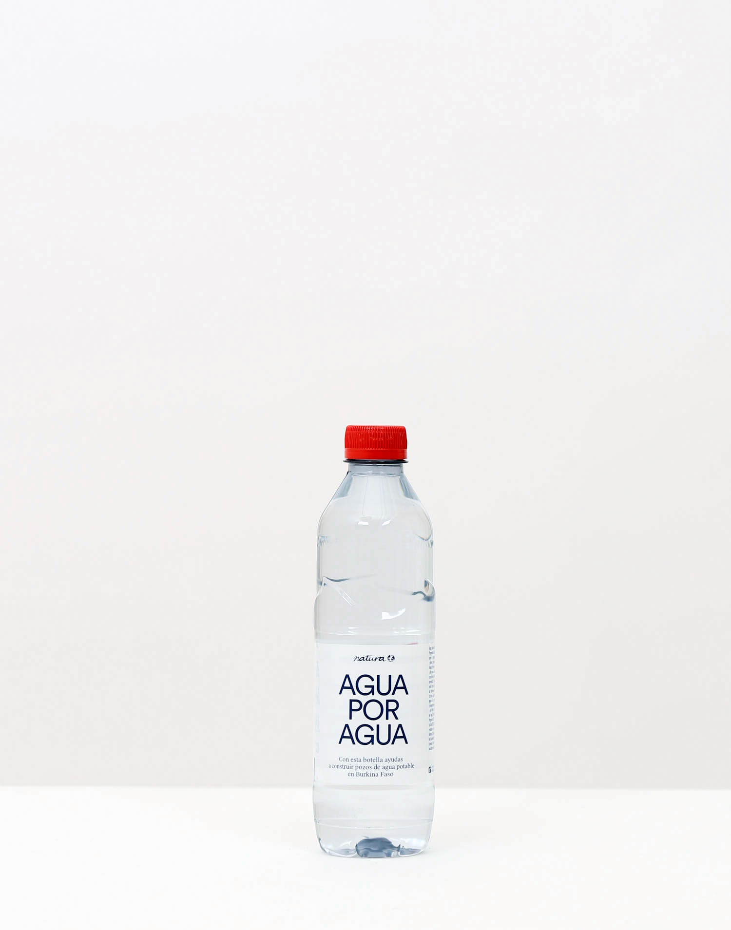 Solidary water bottle