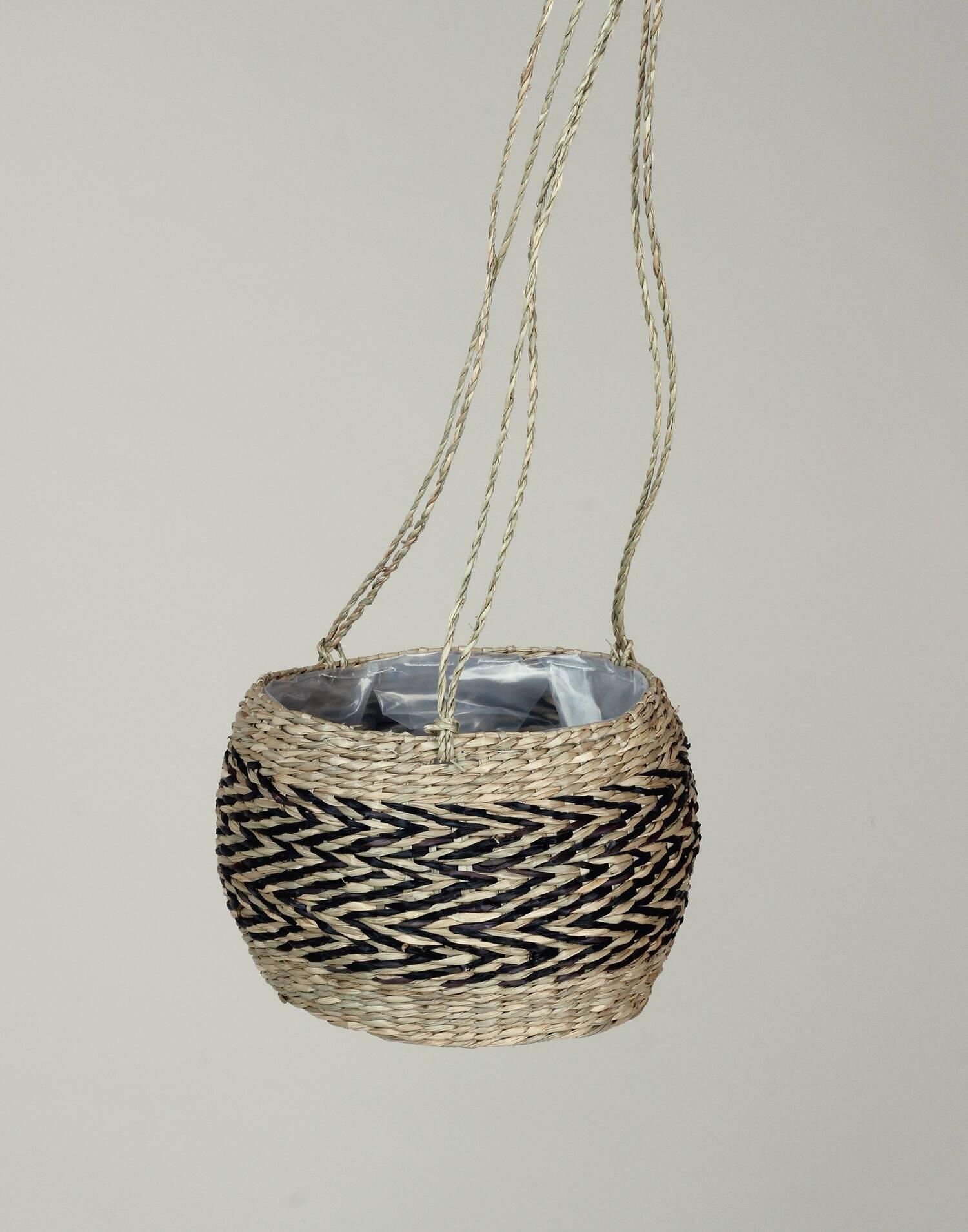Namibia hanging planter basket